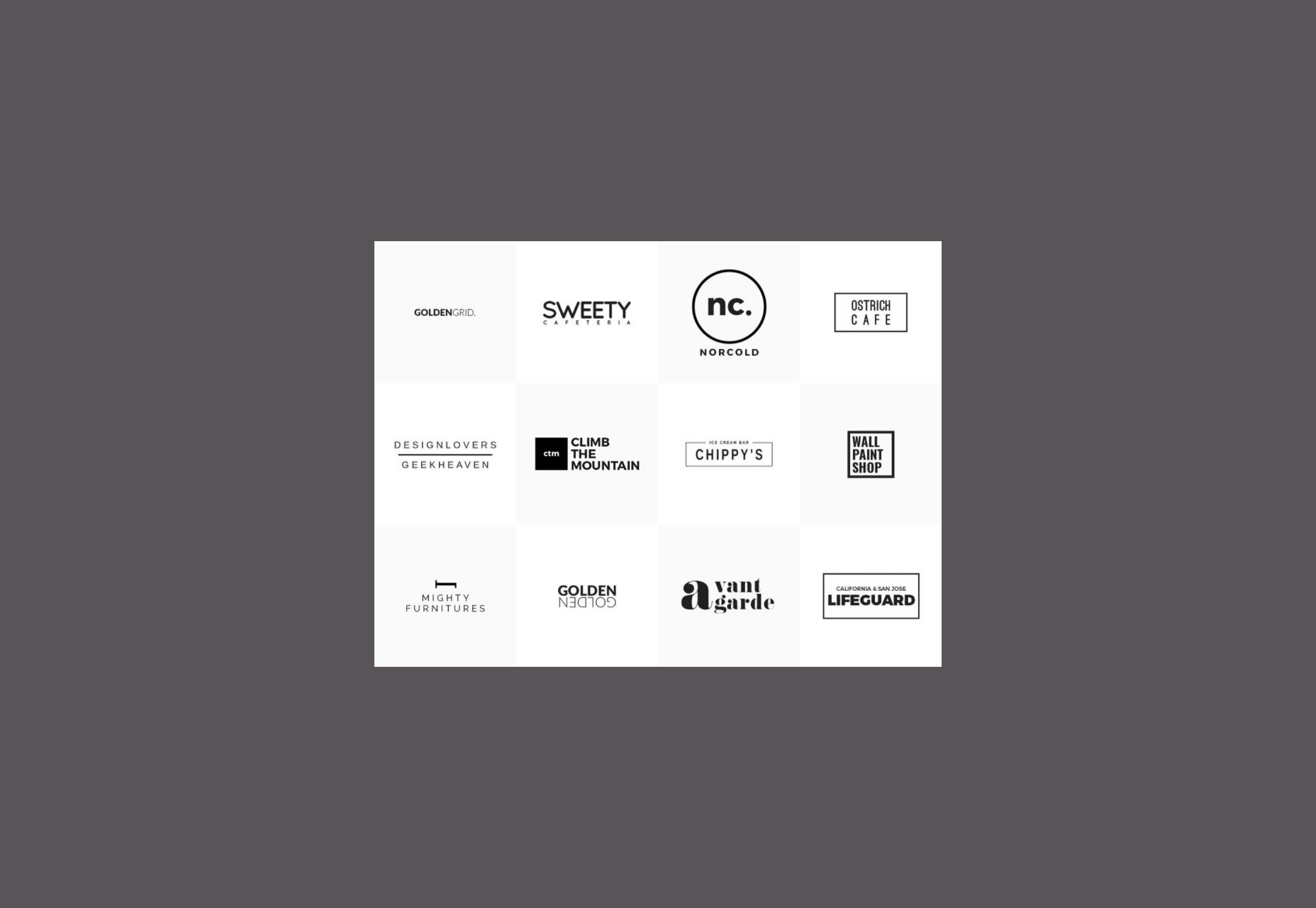 Minimal Logo Template