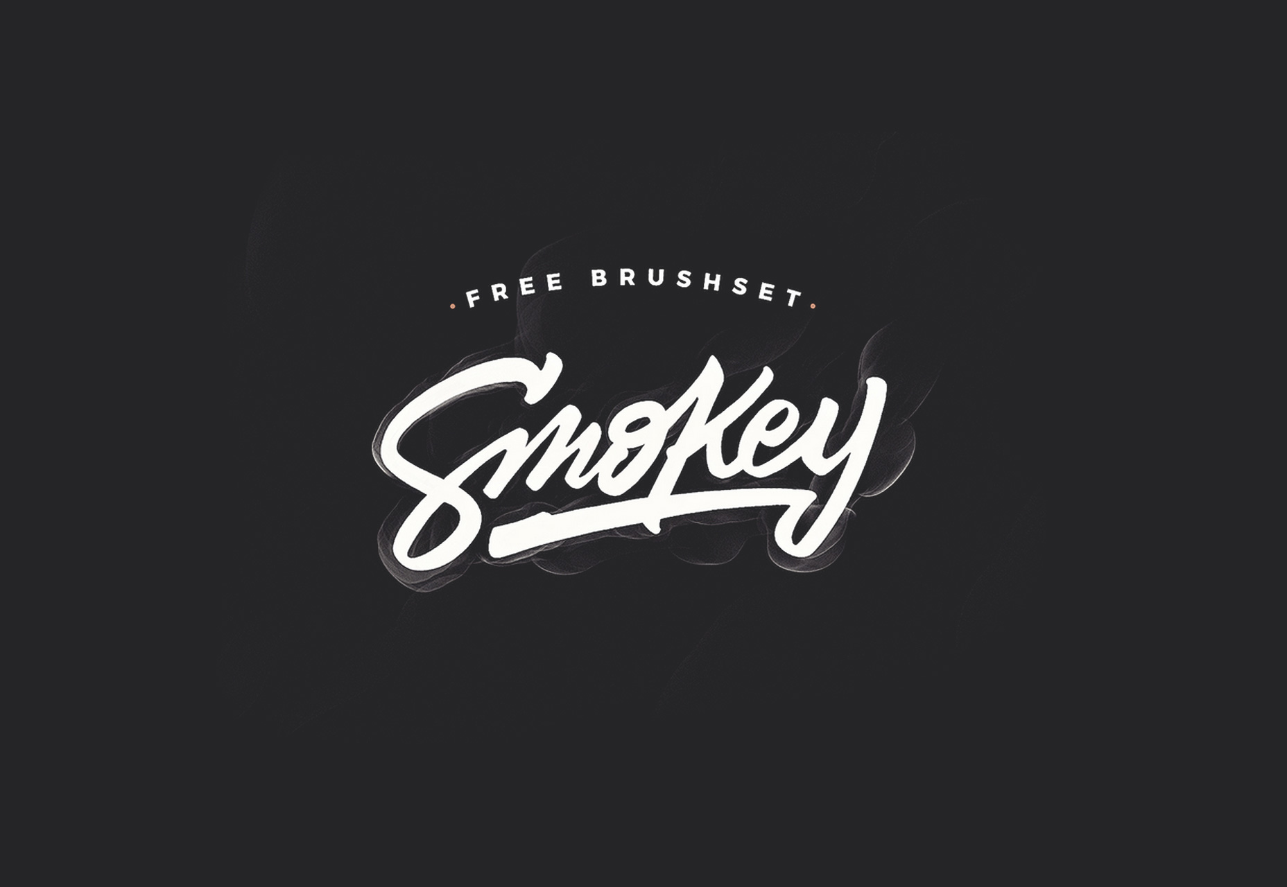 Smokey: A Cool & Smooth Photoshop Brush