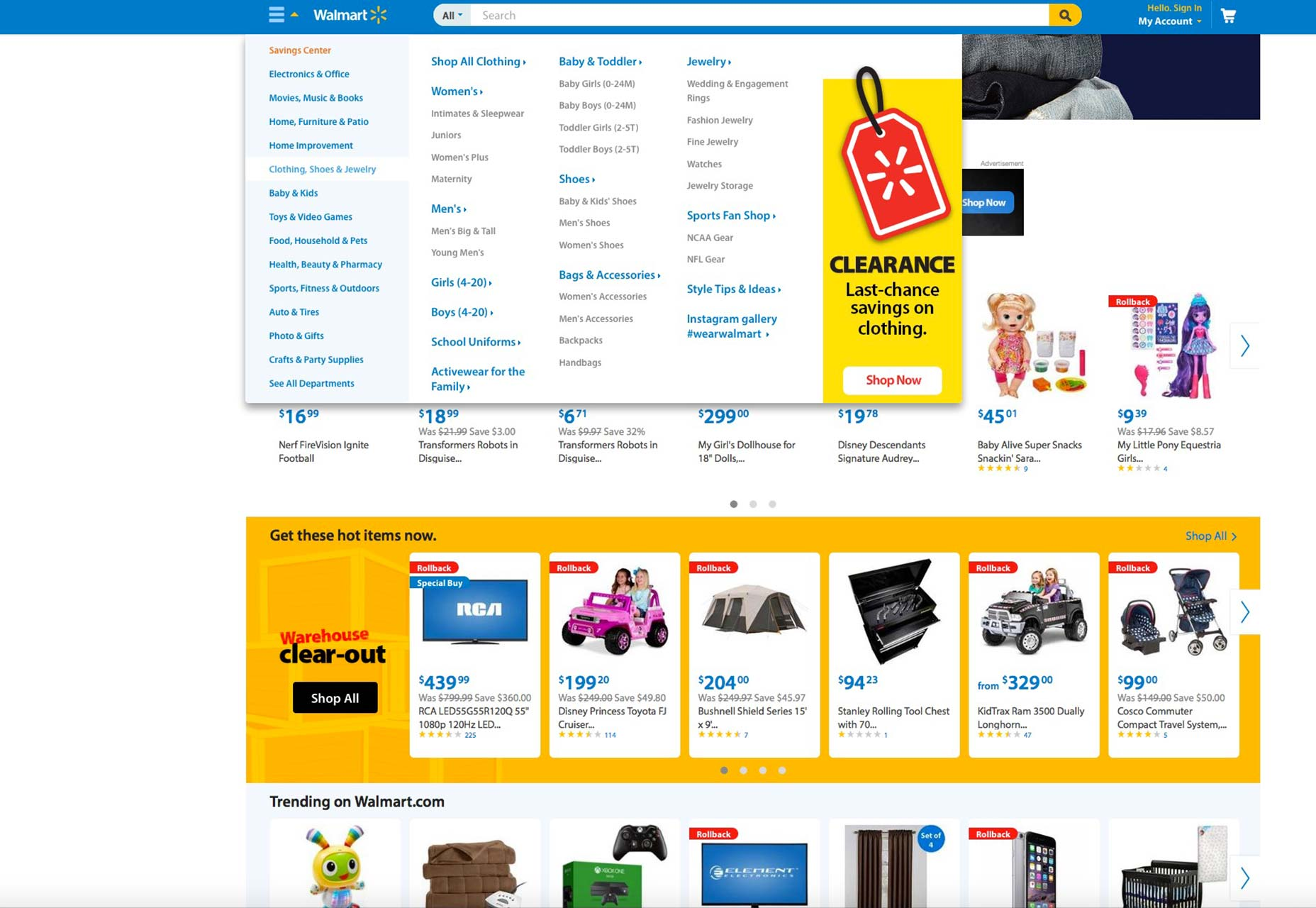 Walmart-Navigation-Layers-Desktop-Screenshot