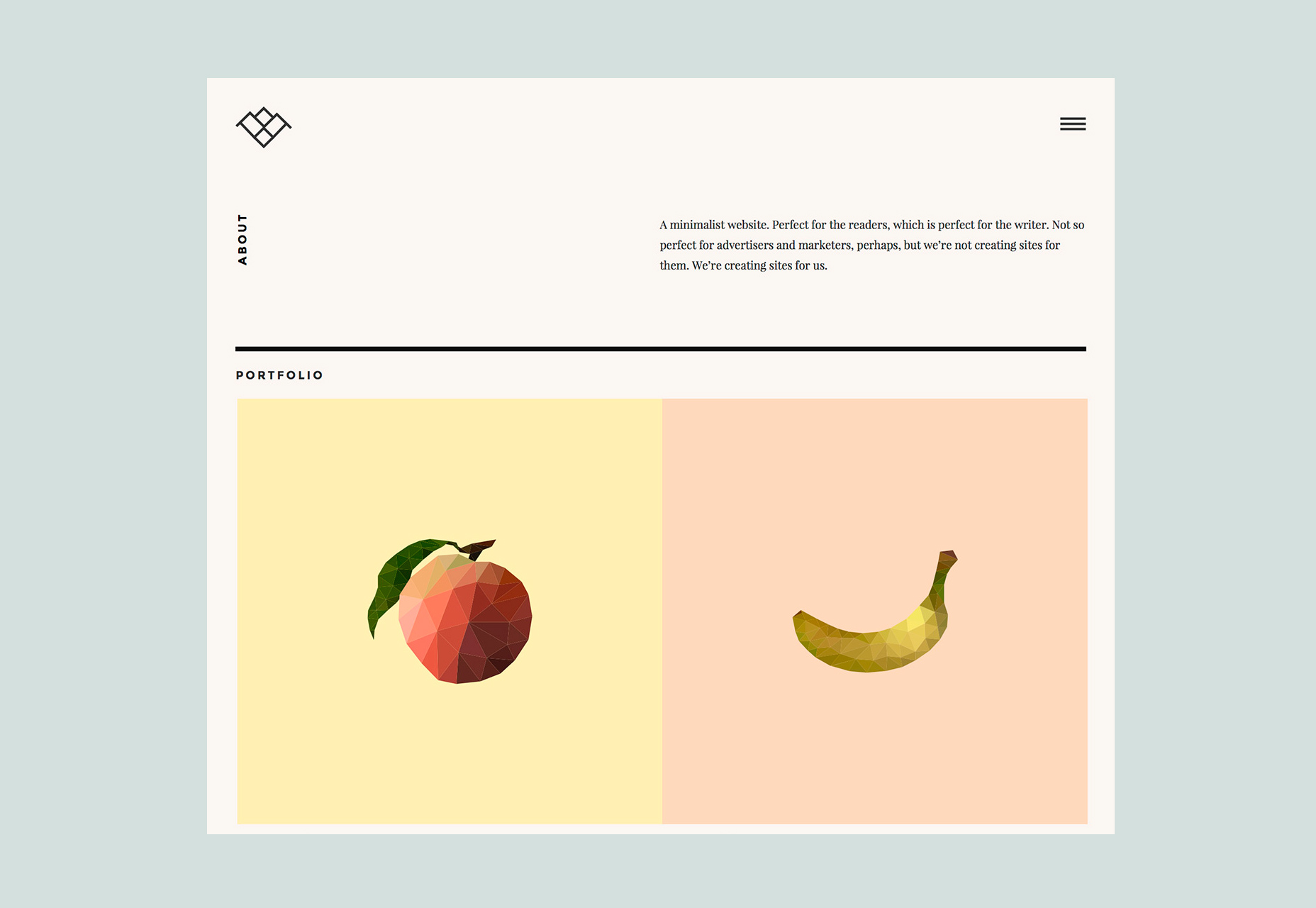Ardi: Agency Sketch Web Theme