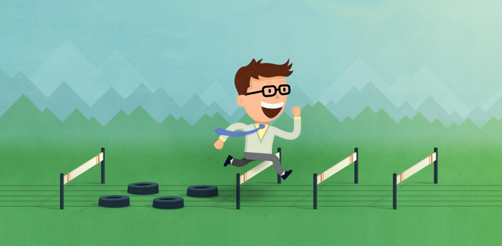 Hurdle UX obstacles with design sprints