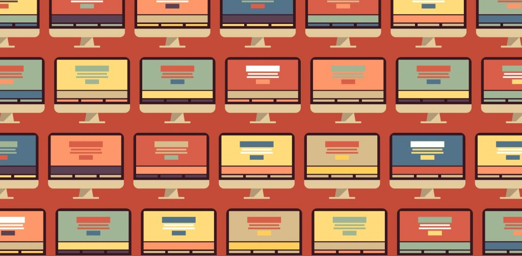 Every website looks the same, and that's ok