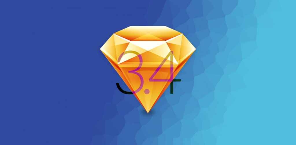 Sketch 3.4 is released