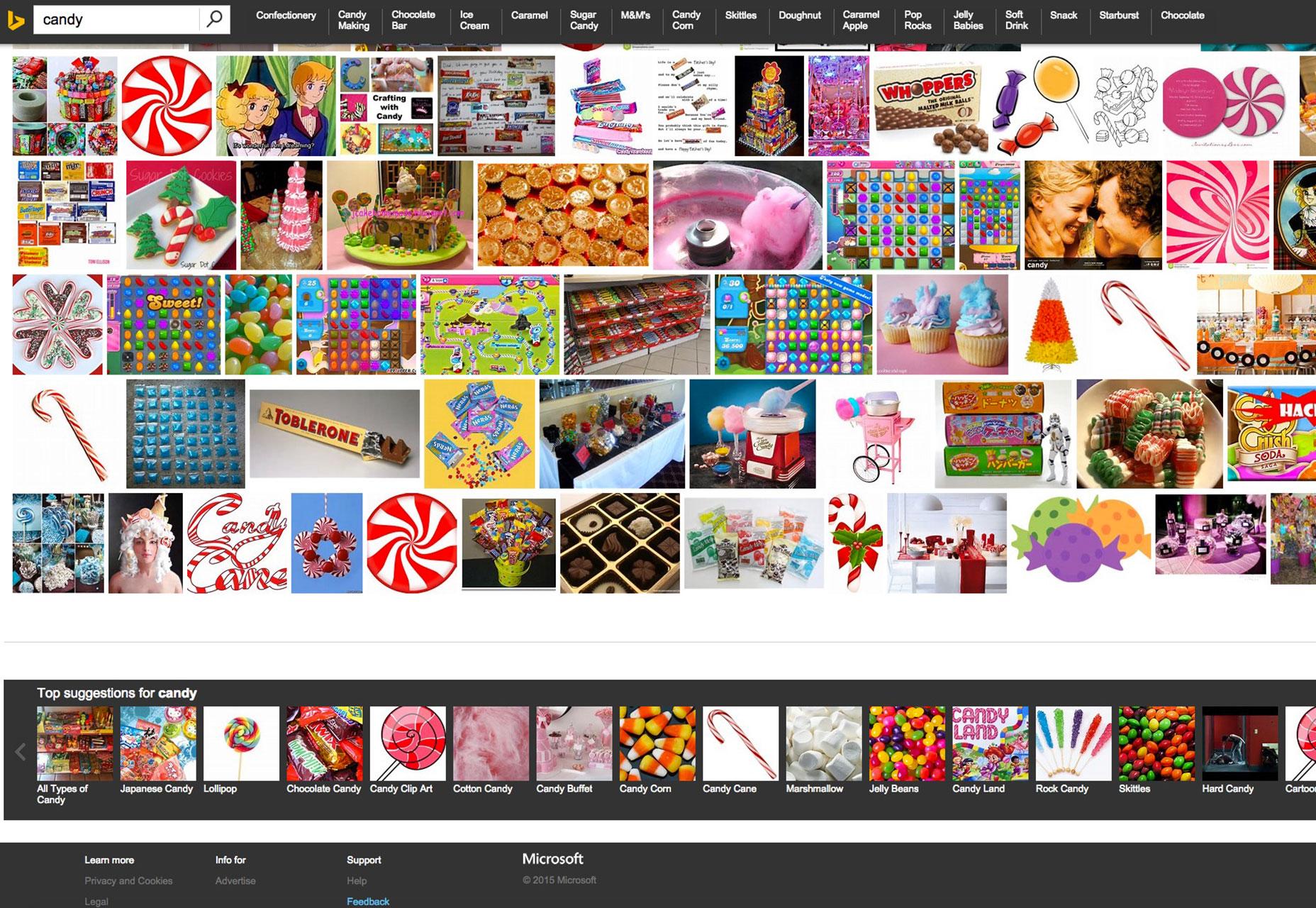Bing-Images-Screenshot