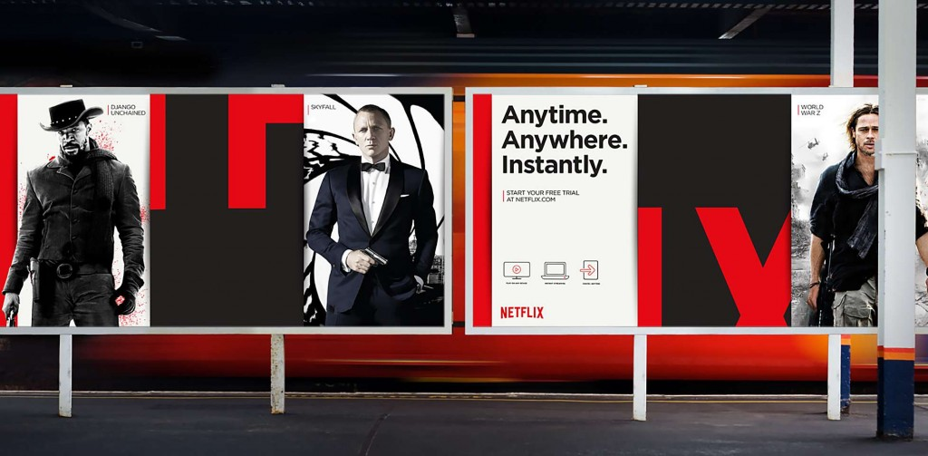 What Netflix's rebrand teaches us about responsive design