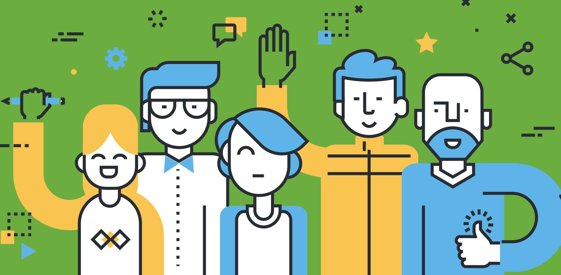 Building effective web design teams