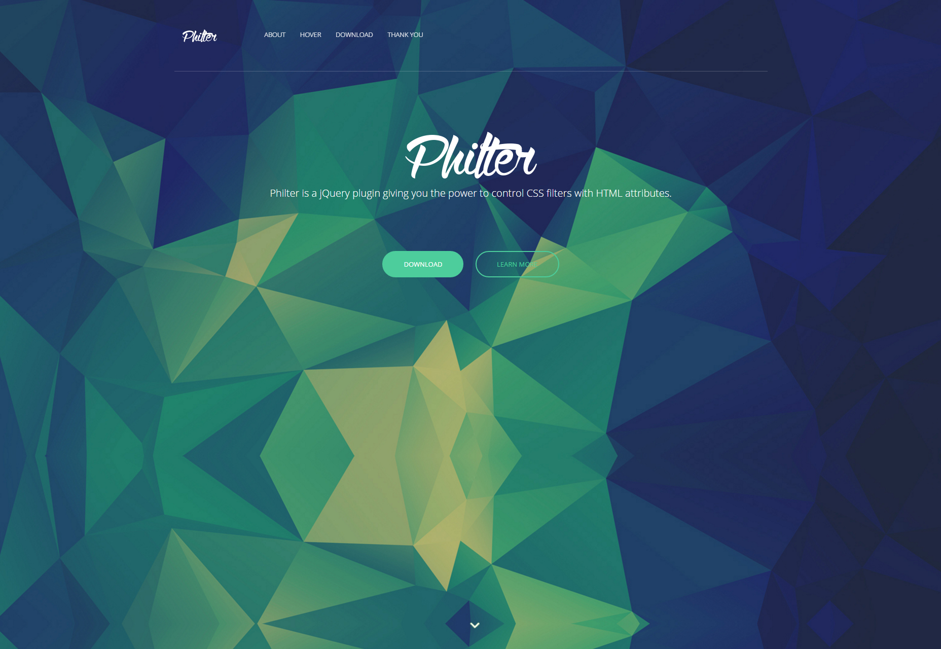 Philter: jQuery Plugin for CSS Image Filters