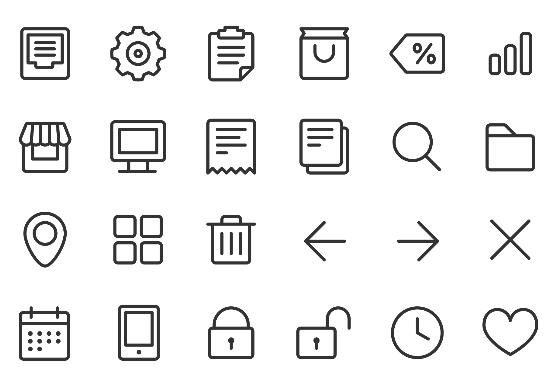 Photoshop Icon Templates
