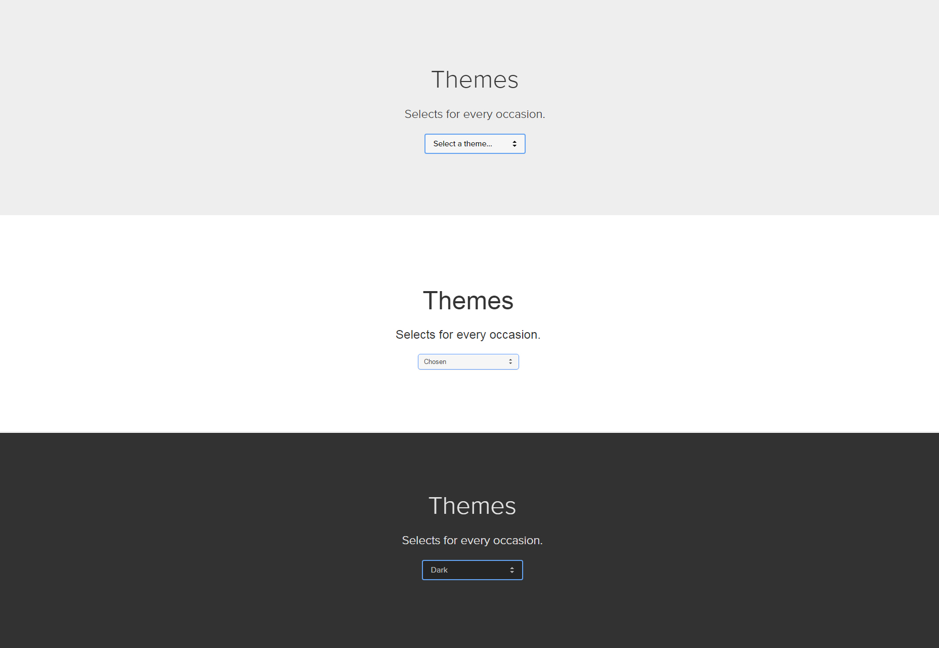 Select.js: Styleable Select Elements
