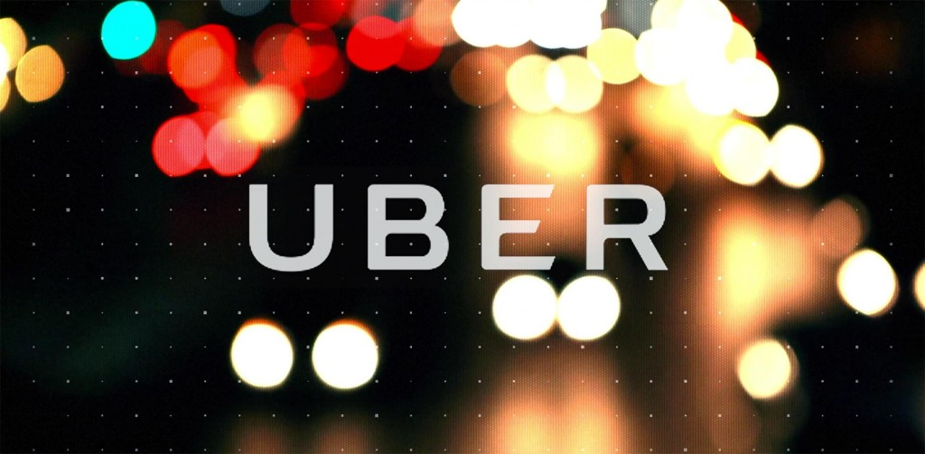 Uber relaunches with a new brand identity