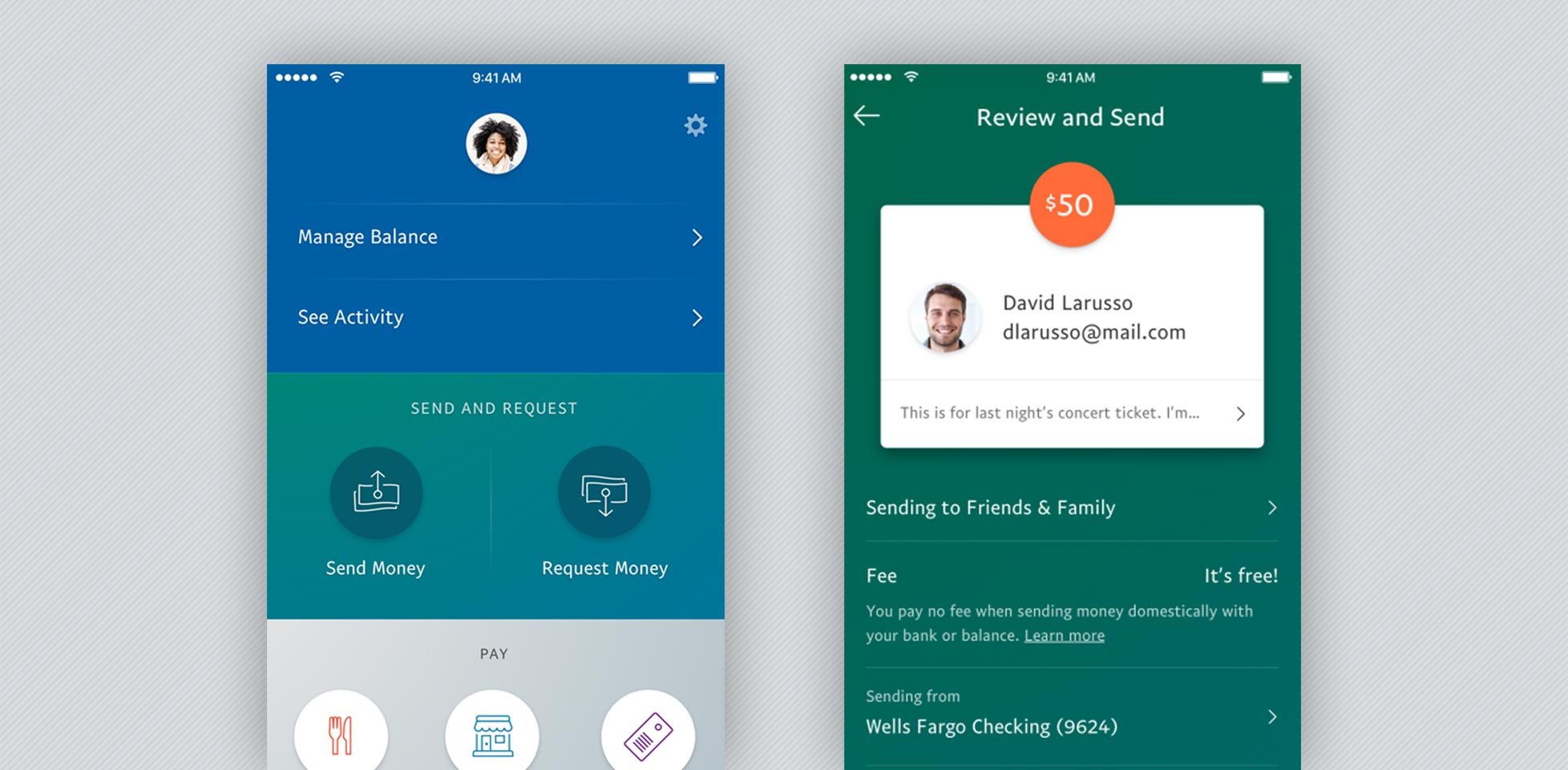 PayPal relaunches its mobile apps with minimal new design ...
