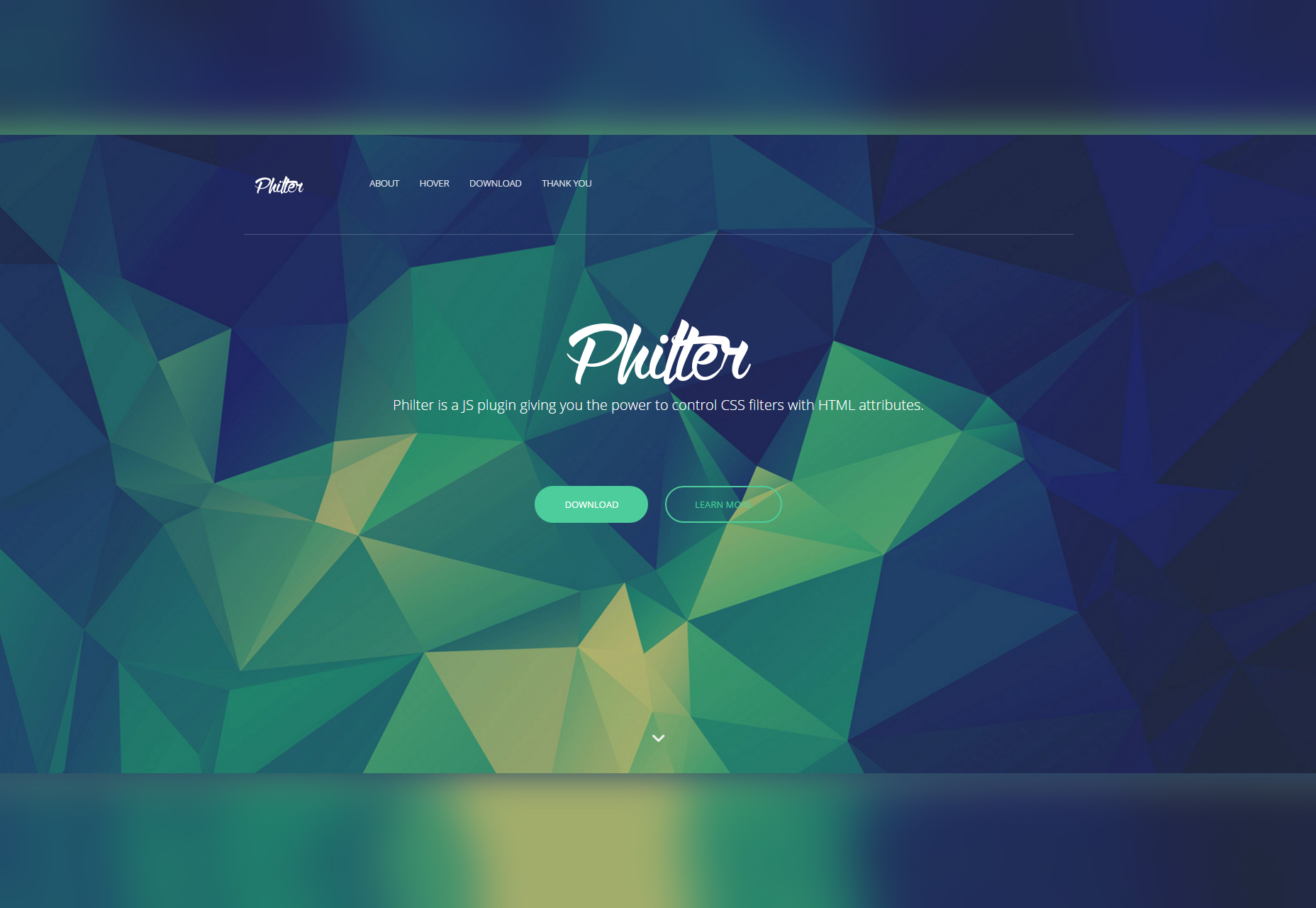 Philter: CSS Filters JavaScript Plugin
