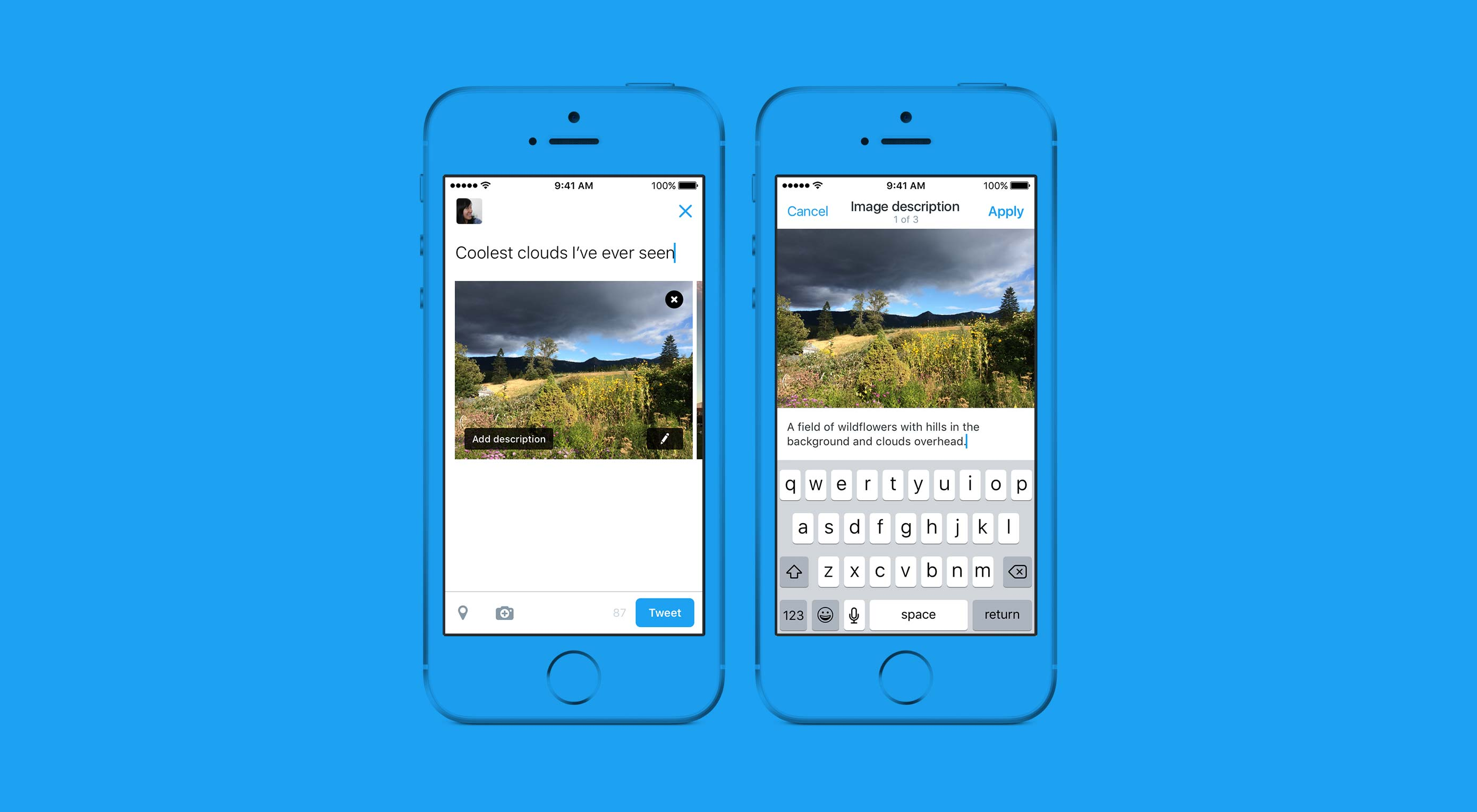 Twitter finally opens up platform to the visually impaired