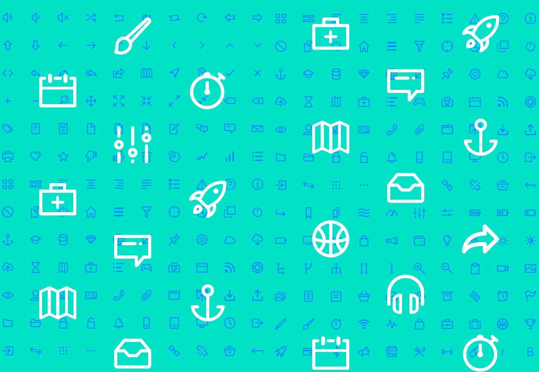 Dripicons V2: Amazing SVG, Webfont, PSD, Sketch