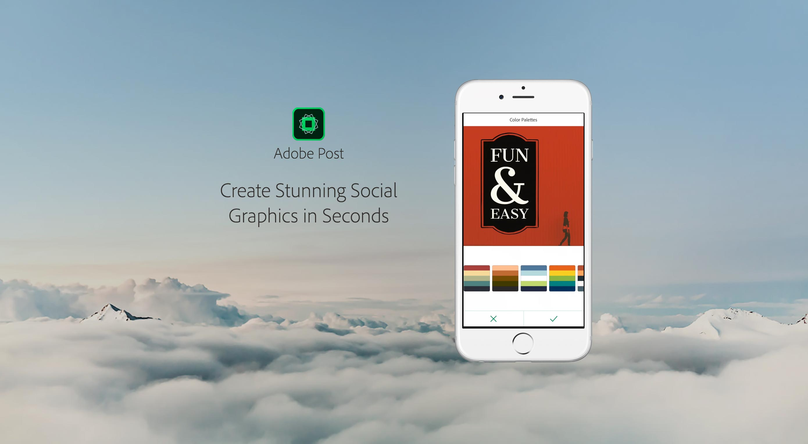 Adobe Post 2.5 released with stellar new features