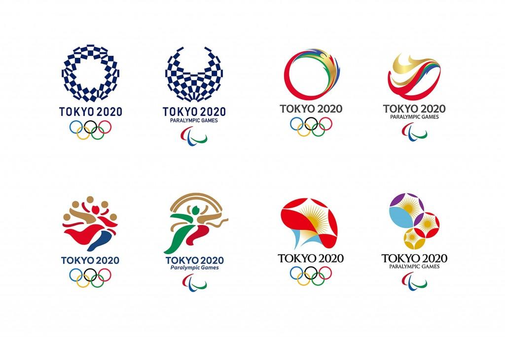 Tokyo 2020 logo shortlist revealed
