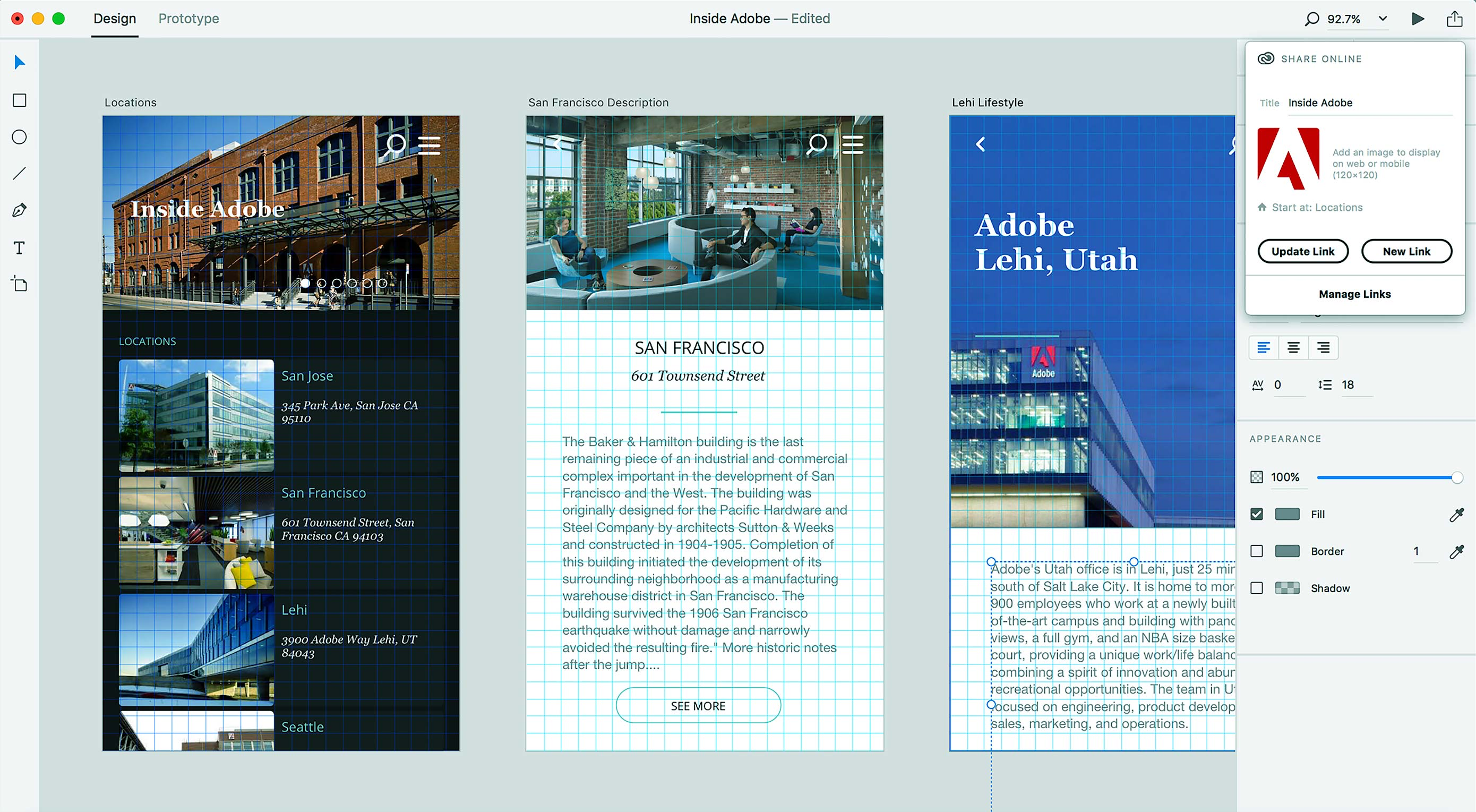 Adobe packs Experience Design CC with new features