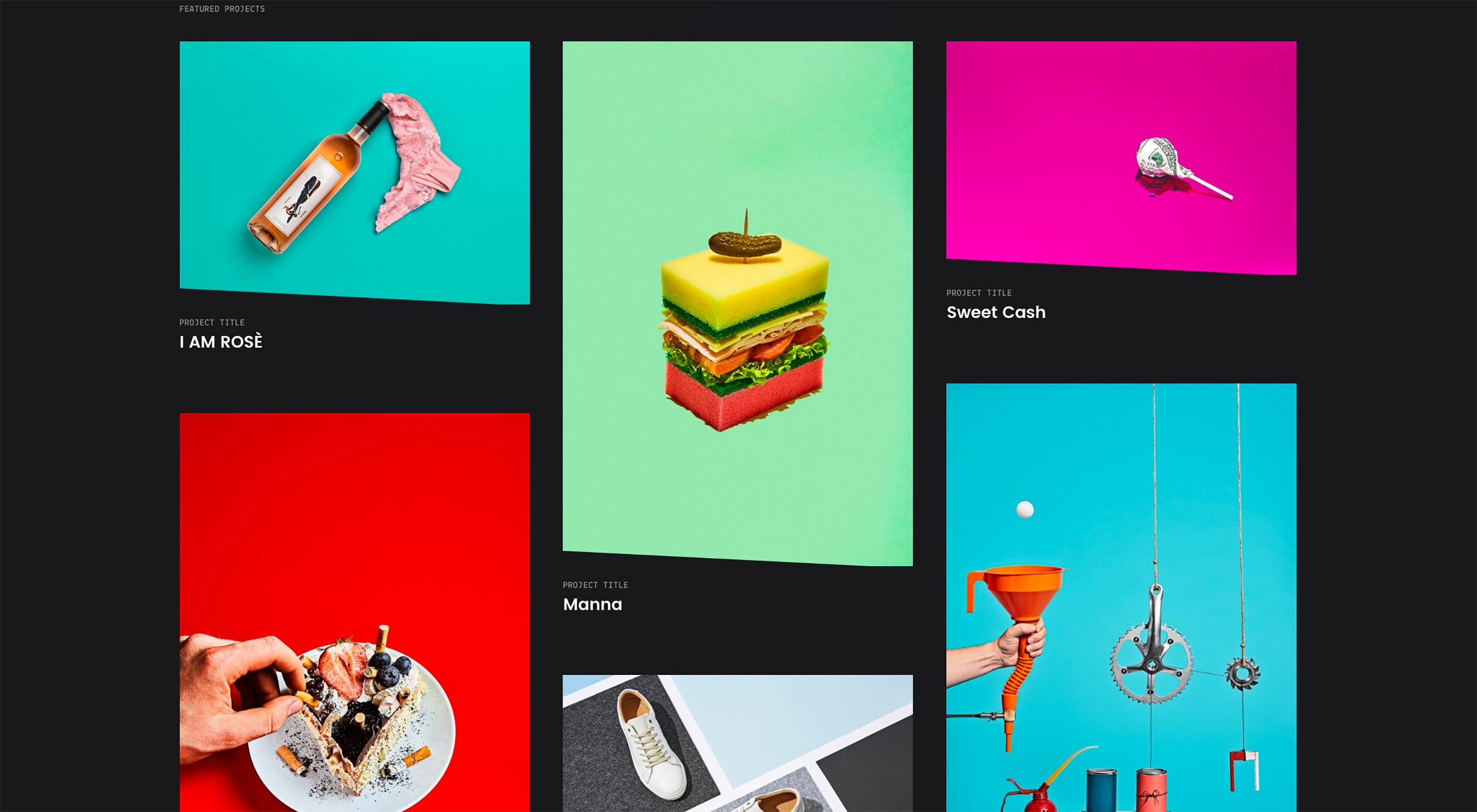 The best new portfolio sites, June 2016
