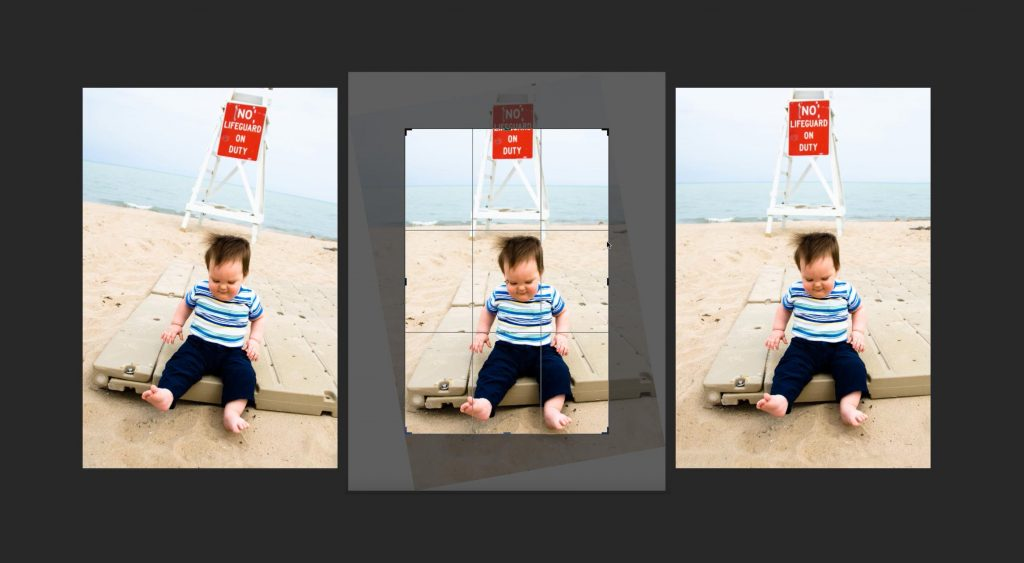 Photoshop unveils Content-Aware Cropping