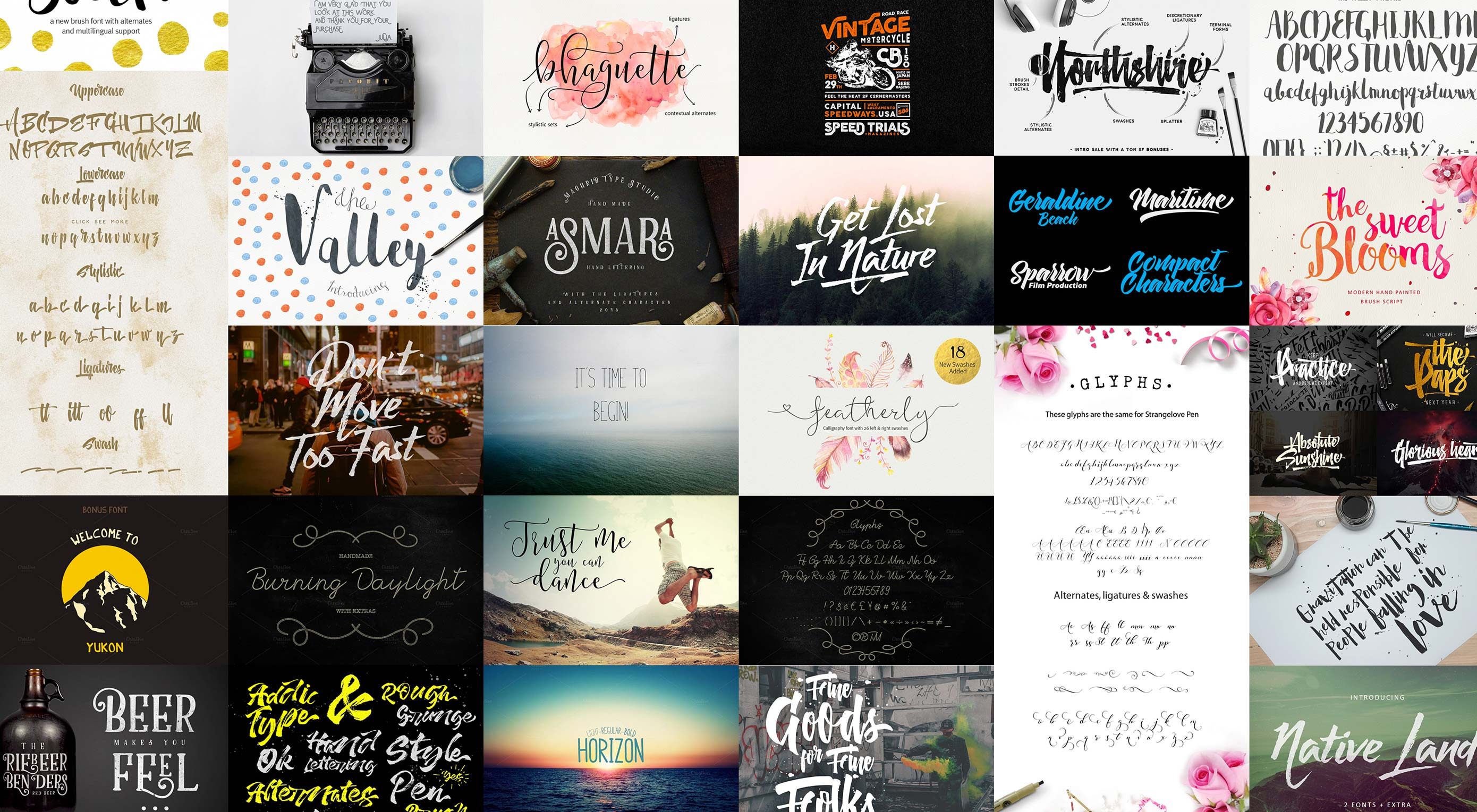Deal: Save 98% on this colossal font bundle