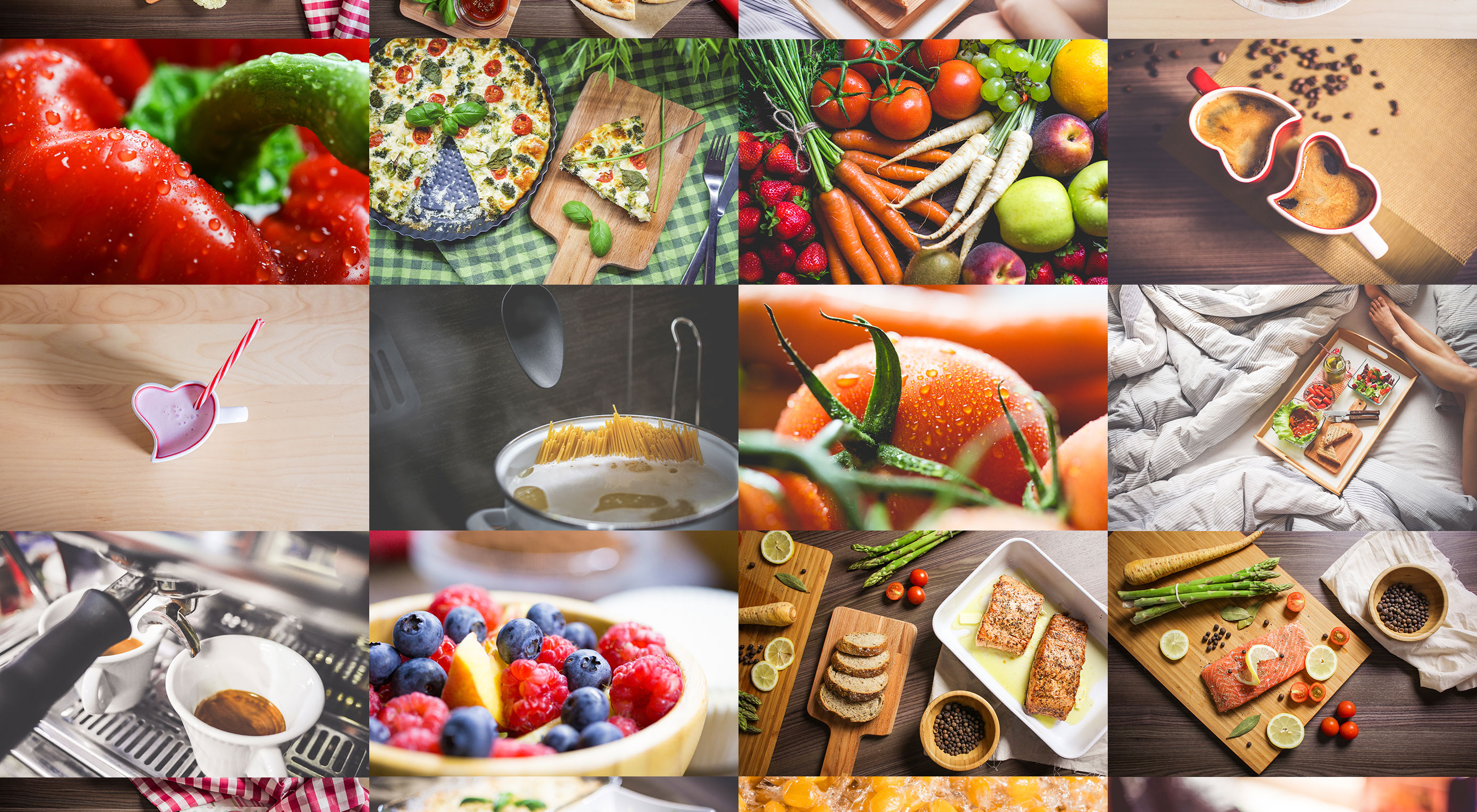 Free download: 20 food images from PicJumbo