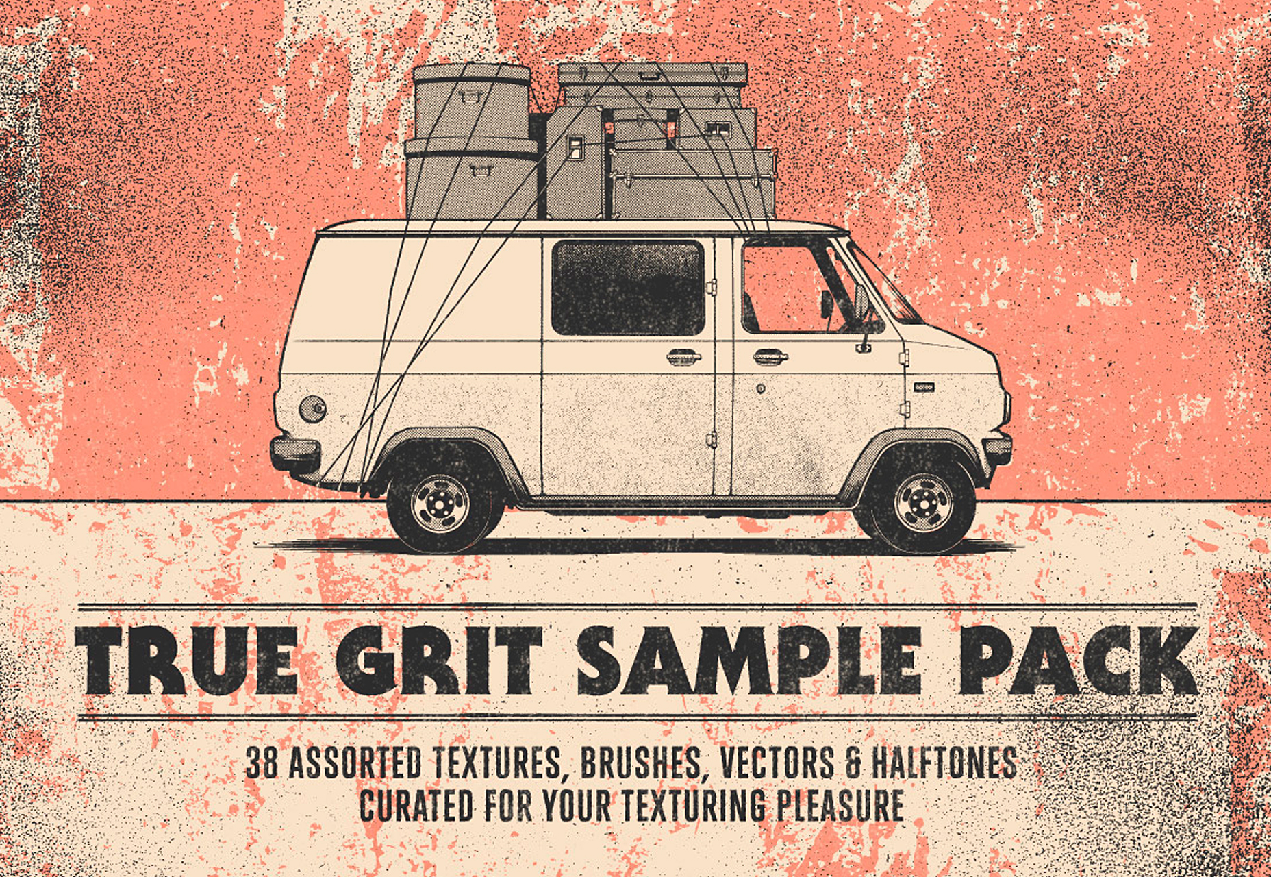 True Grit's Textures Sample Pack