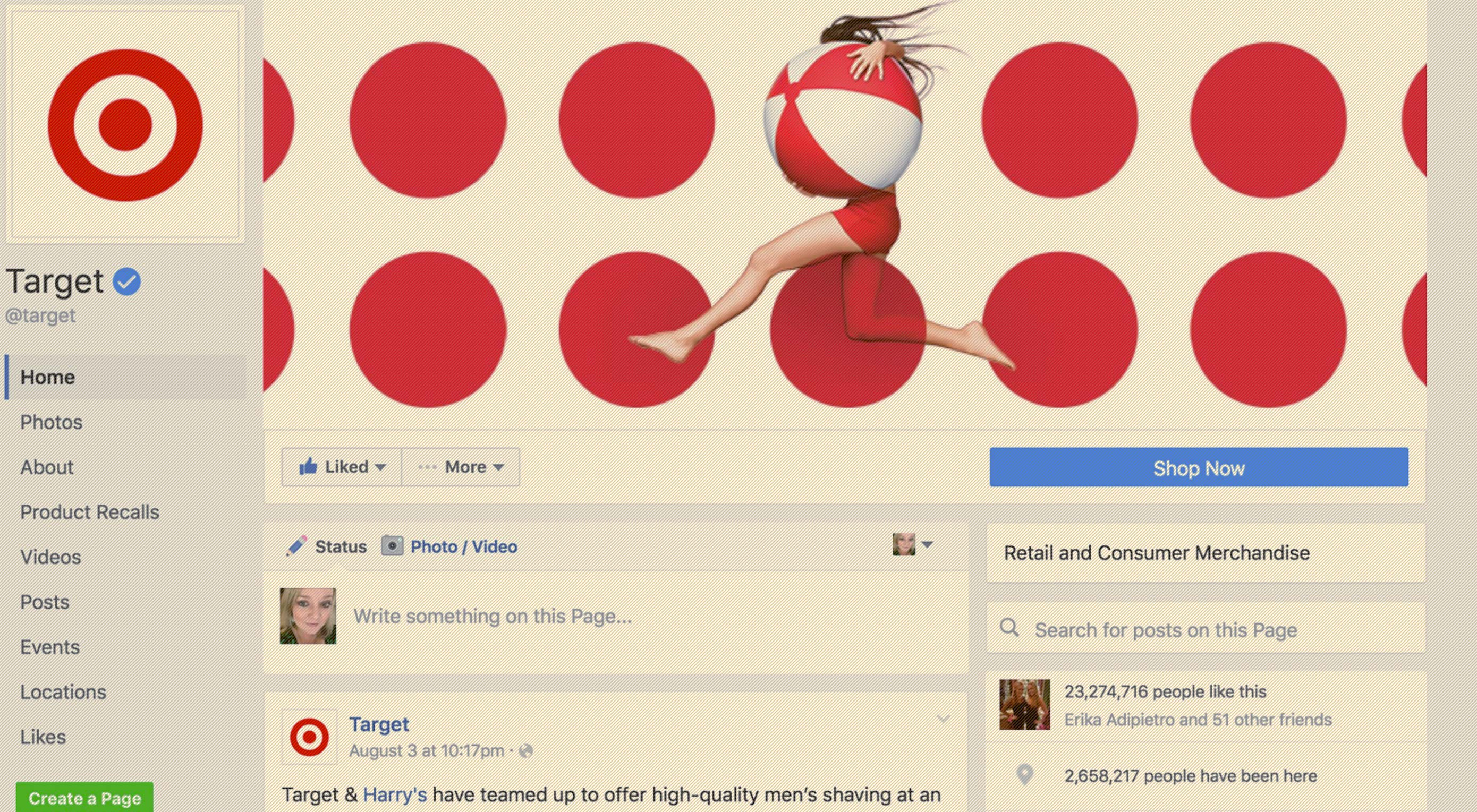 Facebook delivers a better UX for businesses