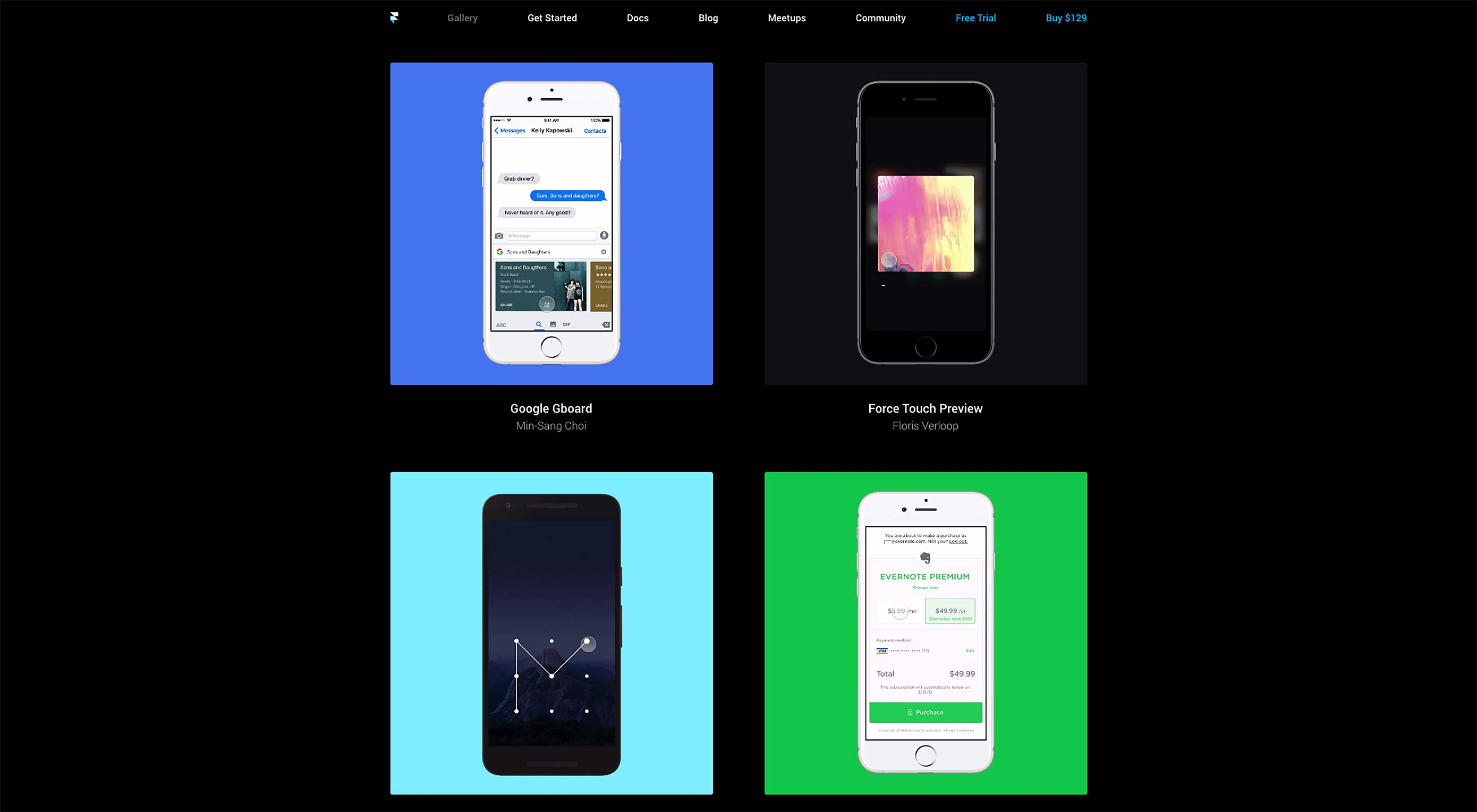 Prototyping for the web with Framer