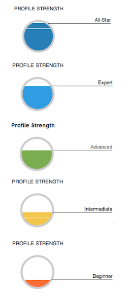 linkedin-progress-meter