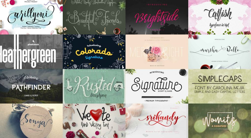 Deal: unlimited access to 1,300 fonts for a year