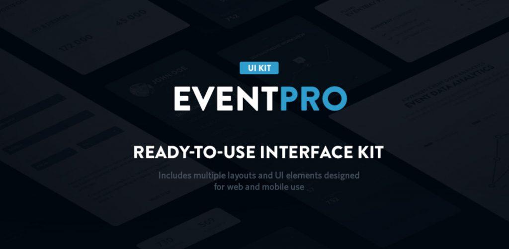 Free Download: EventPro UI Kit
