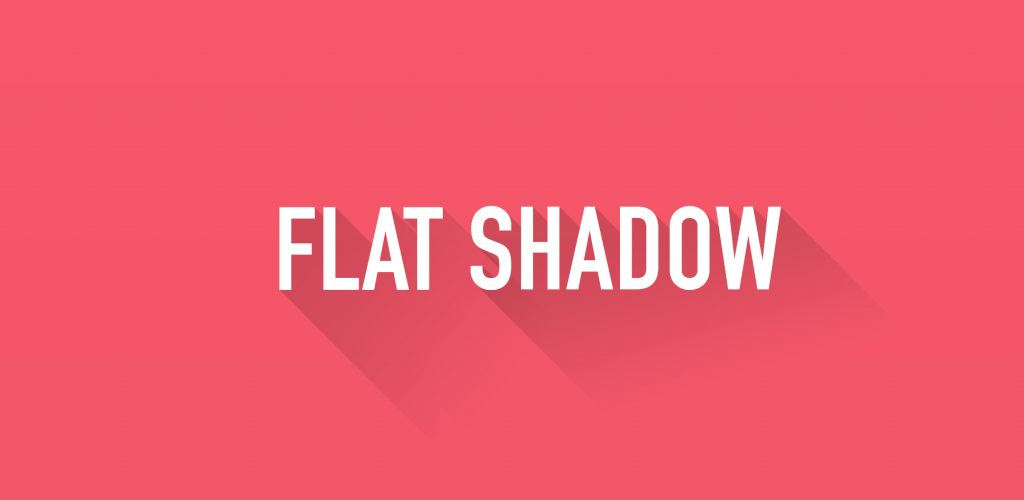 Free Download: Mockup Flat Shadow - Photoshop Action