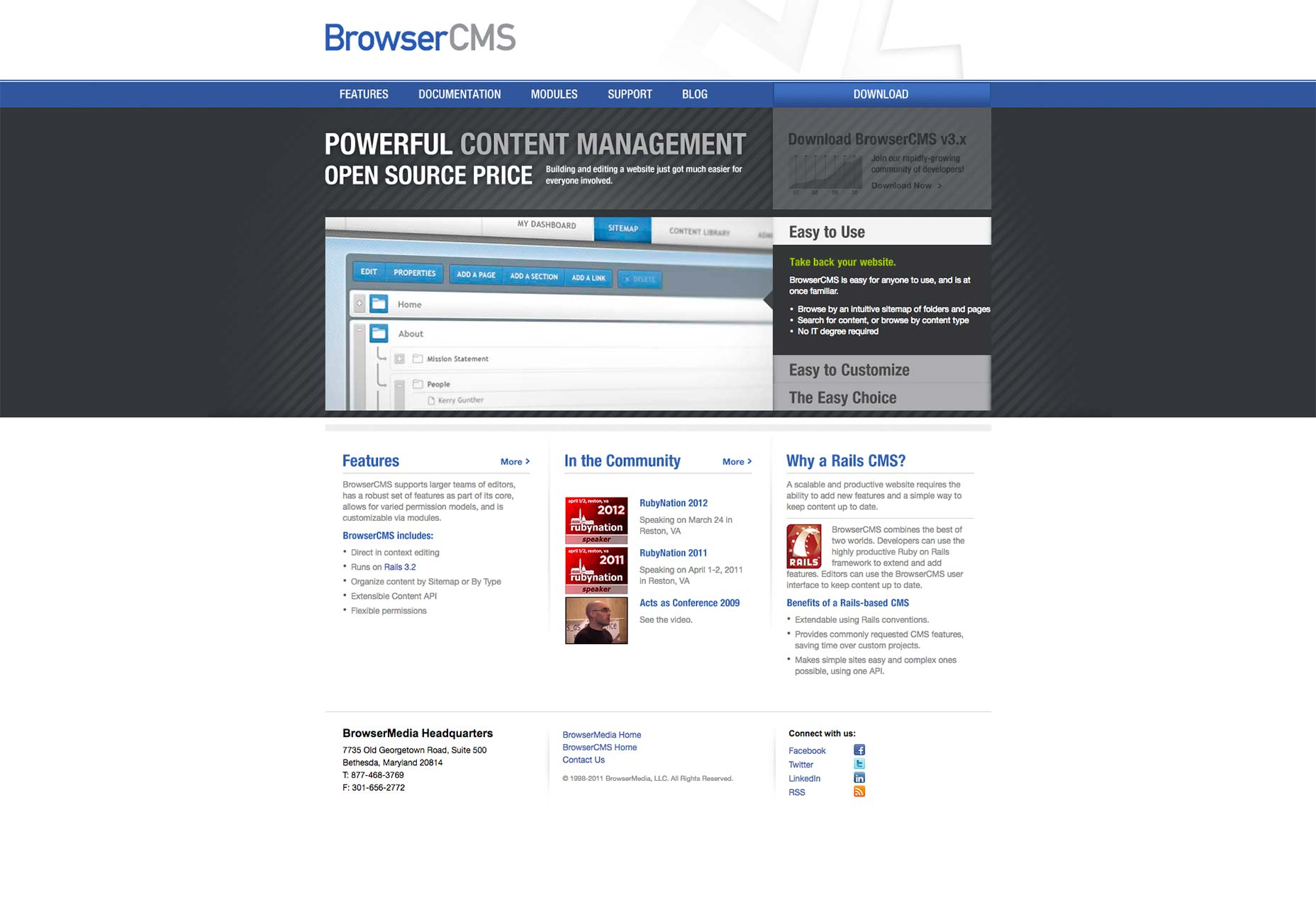 The ultimate guide to CMS, part 2 | Webdesigner Depot