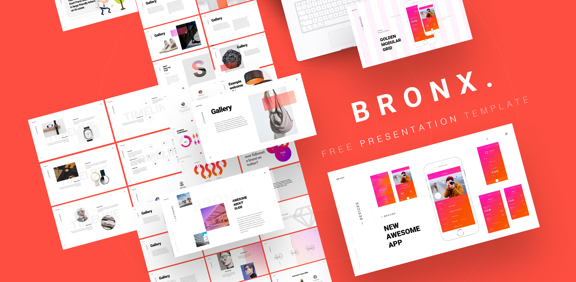 Free Download: BRONX Template