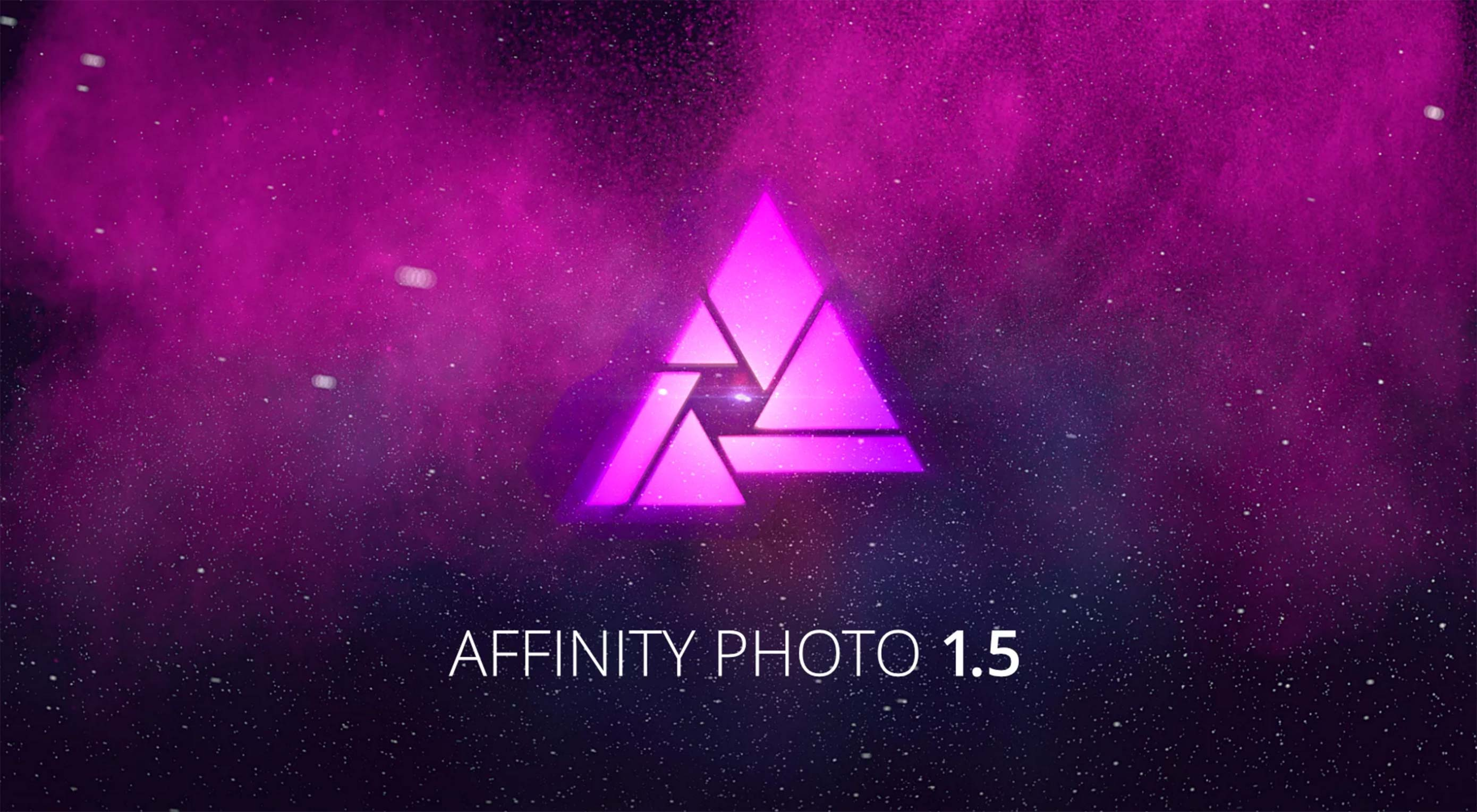 Affinity Photo 1.5 released, packed with new features and Windows support