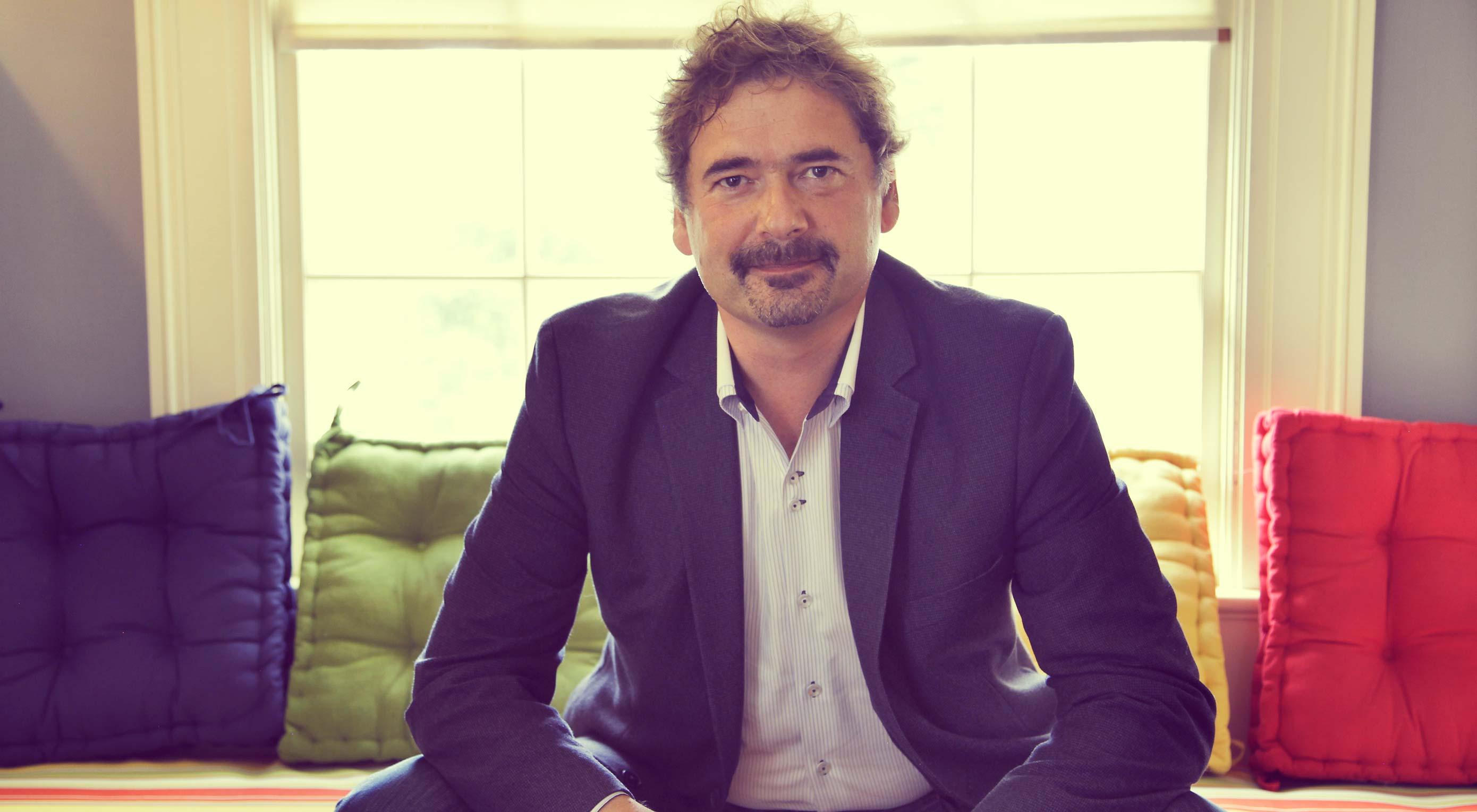 The big interview: Jon von Tzetchner talks Vivaldi