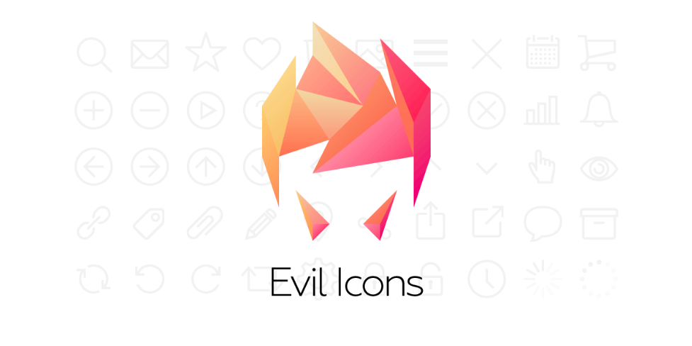 Free Download: Evil Icons