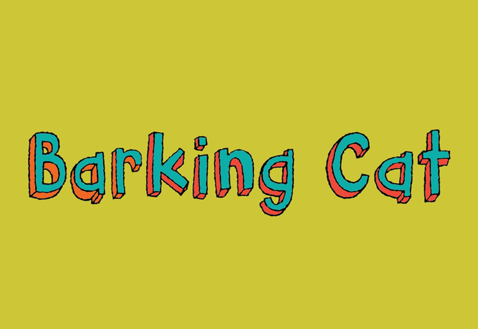 barking-cat