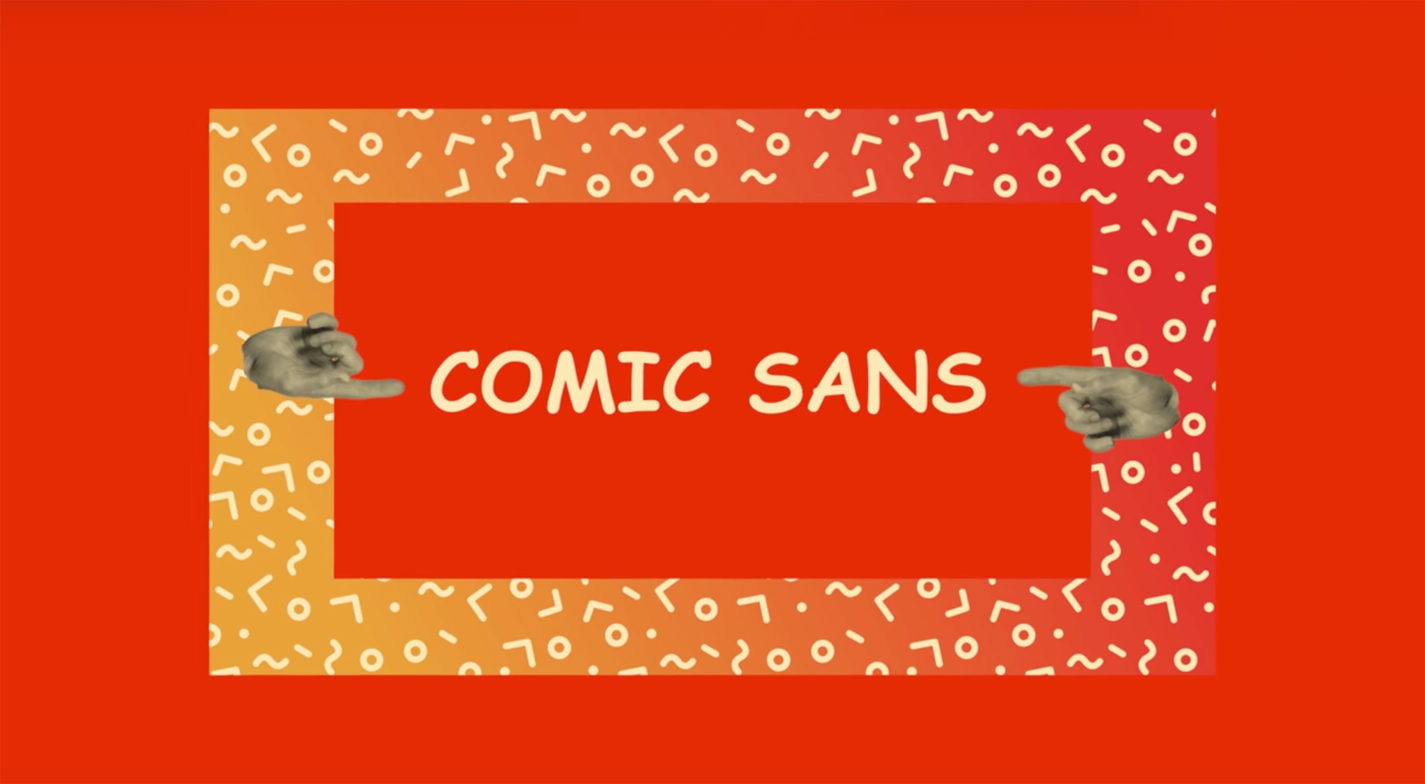 Meet the man behind Comic Sans