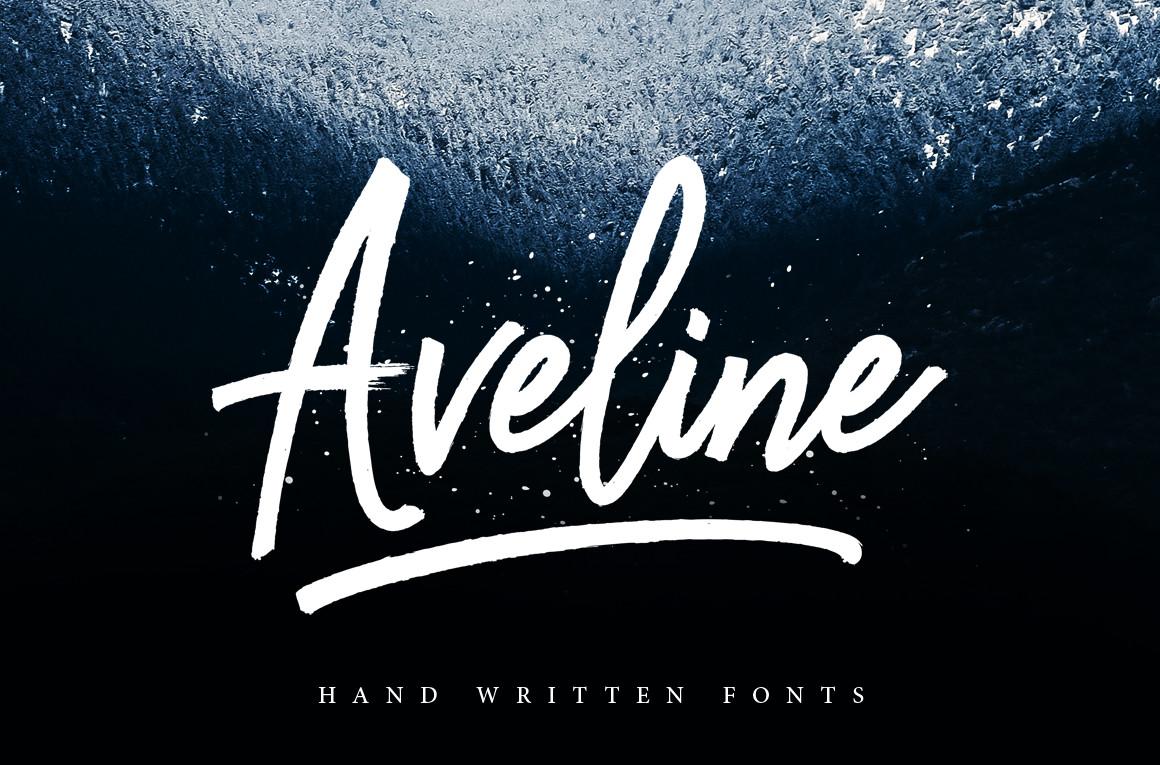 Free Download: Aveline Script