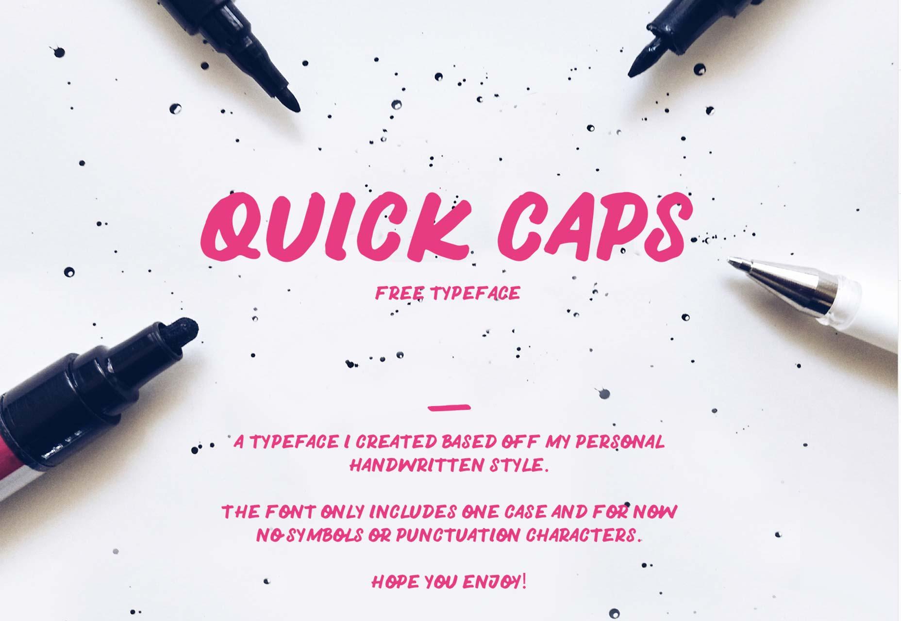 quickcaps