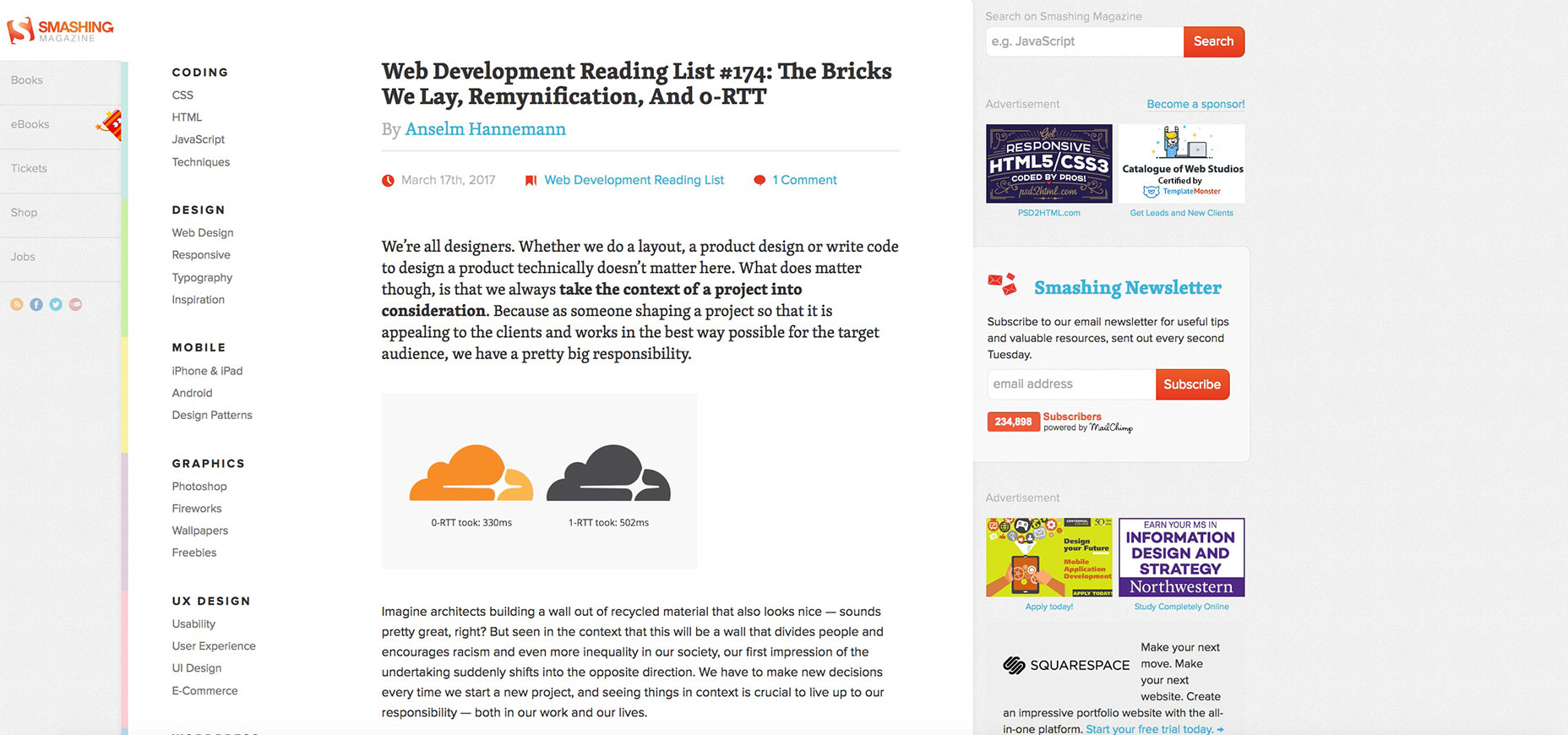 Smashing magazine embarks on radical redesign webdesigner depot overall this site redesign is part of a broader strategy by smashing magazine to also debut a new print magazine along with a new smashing membership for reheart Gallery