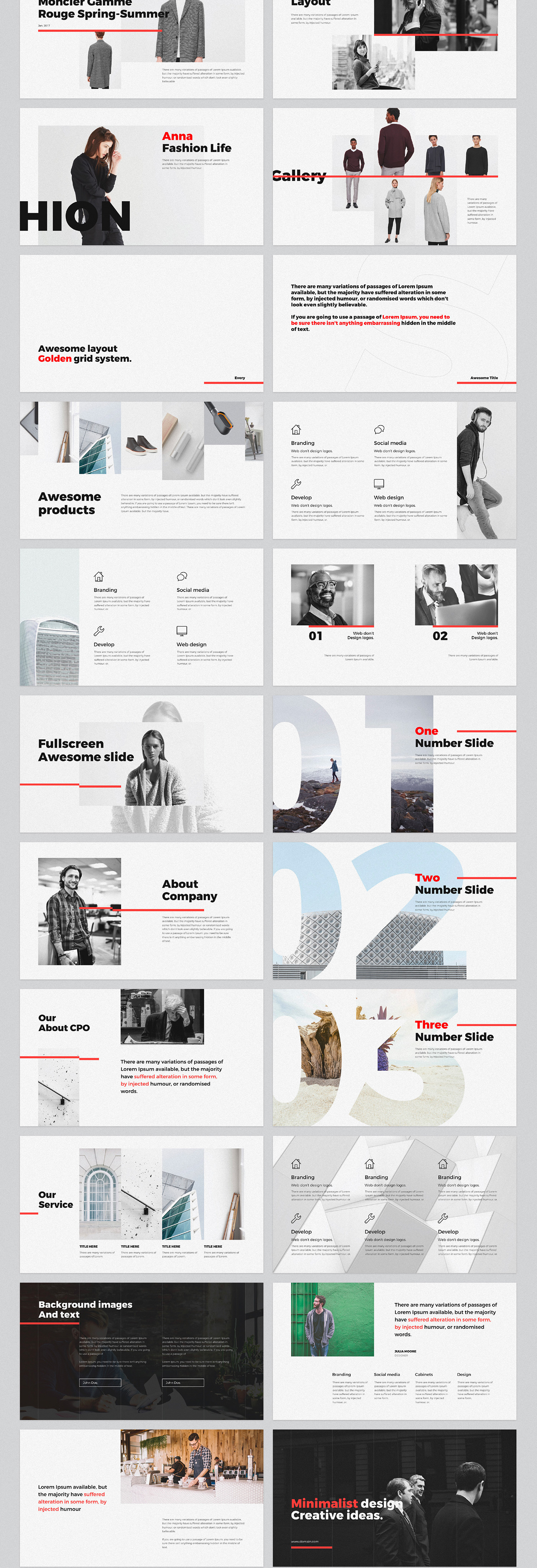 Free download every minimal powerpoint keynote template powerpoint and keynote template includes 15 unique creative slides ev1 ev2 toneelgroepblik