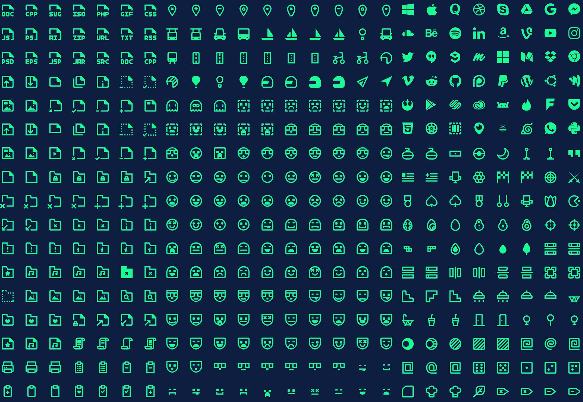 15 essential free icon sets webdesigner depot