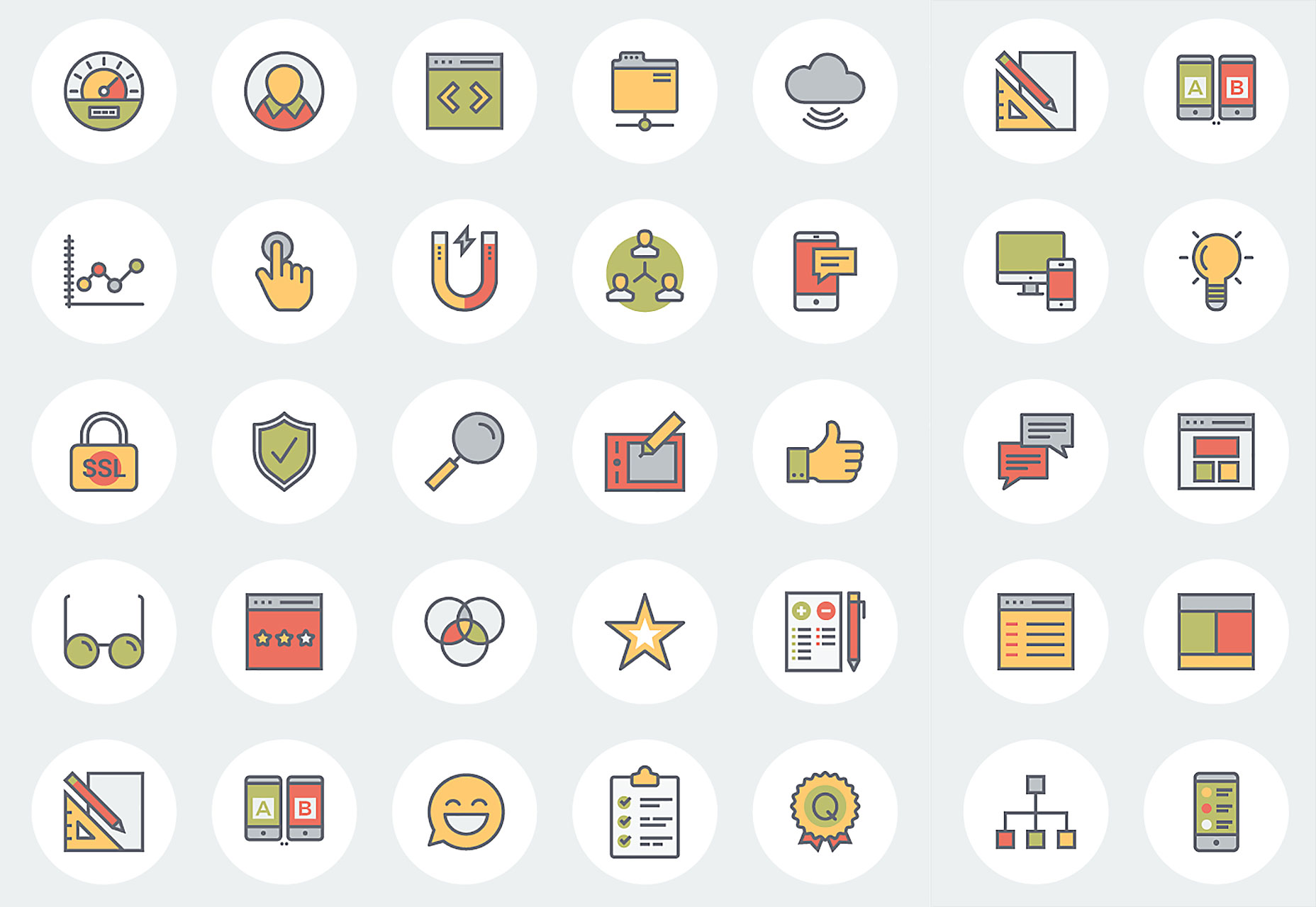 15 essential free icon sets webdesigner depot 30 weather icons this weather icon set altavistaventures Images