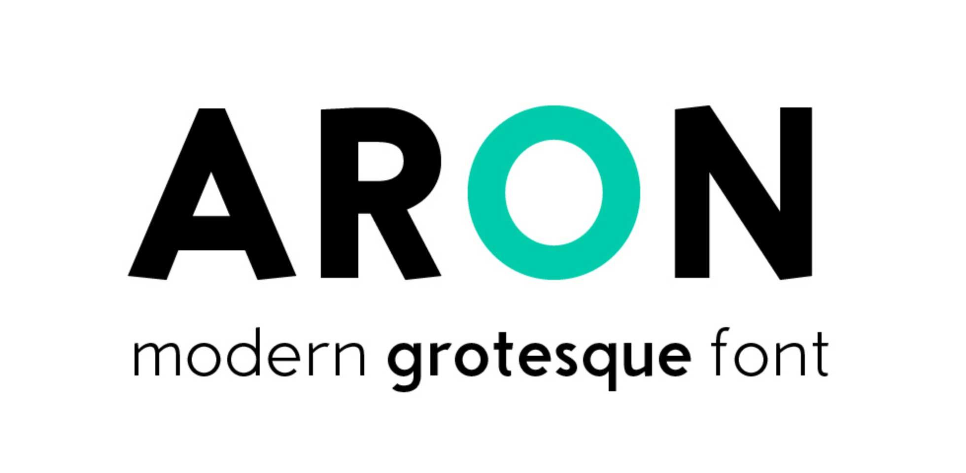 Free Download: Aron Grotesque