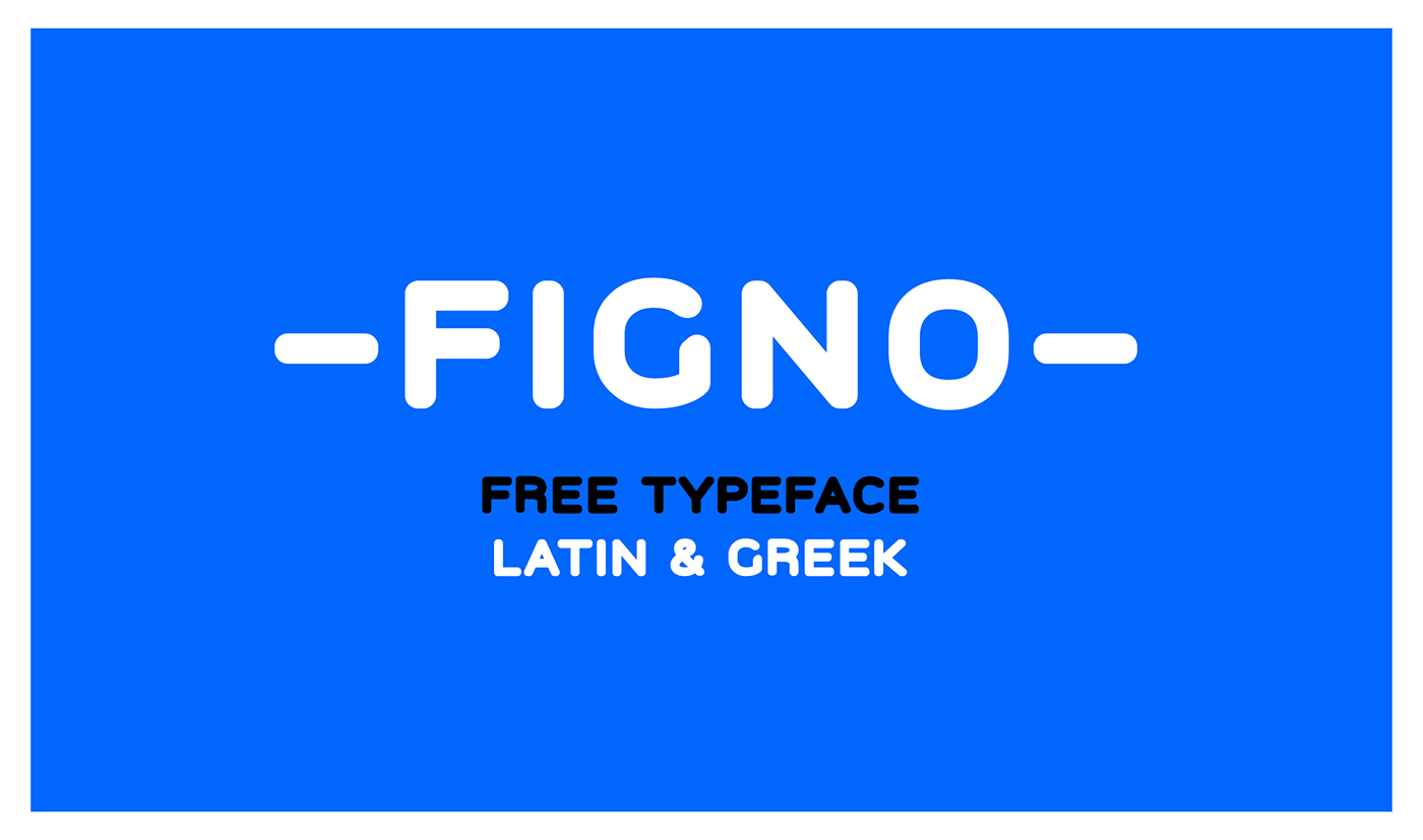 Free Download: Figno Font