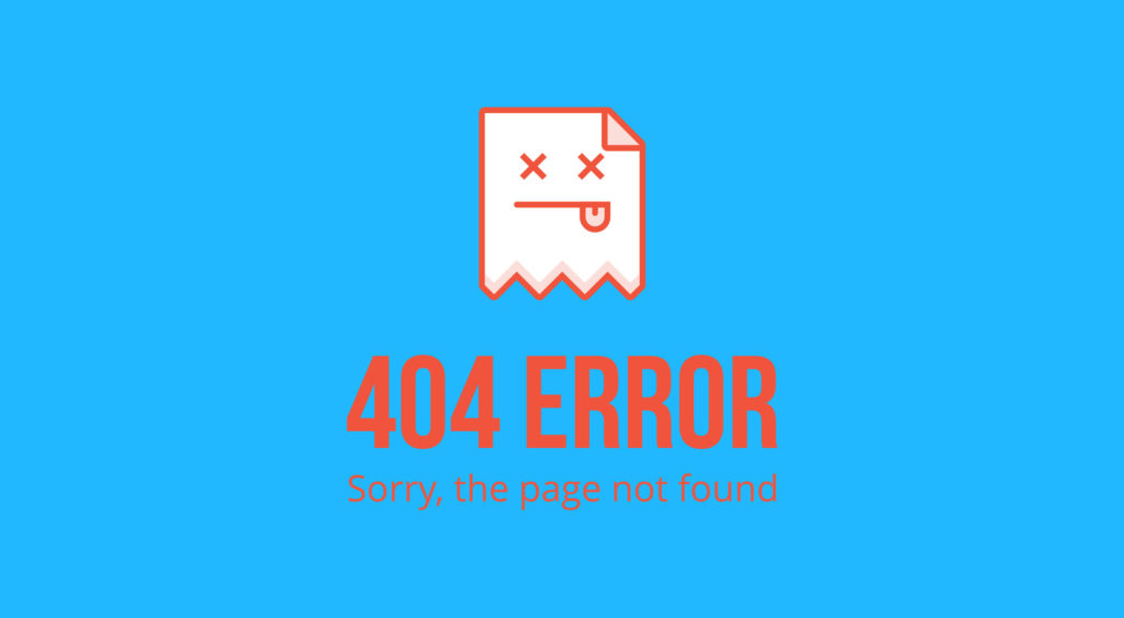 5 Ways to Use 404 Pages Well