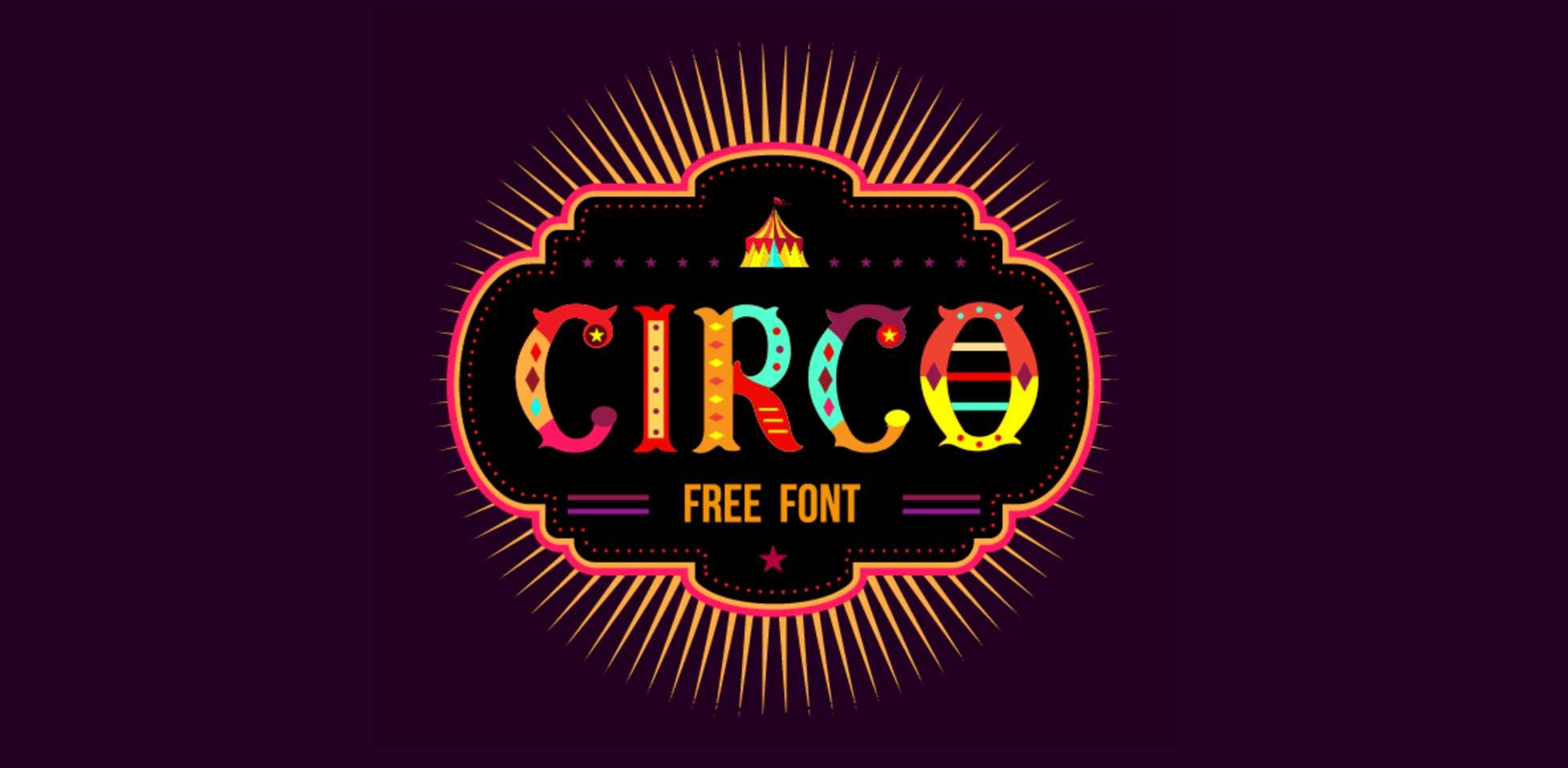 Free Download: CIRCO Font