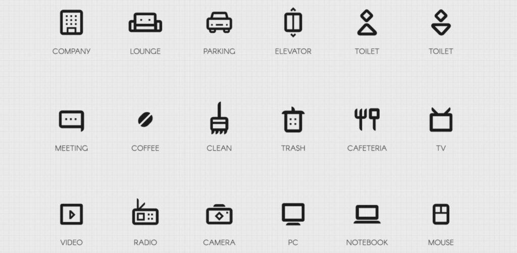 Free Download: Company Icon Set